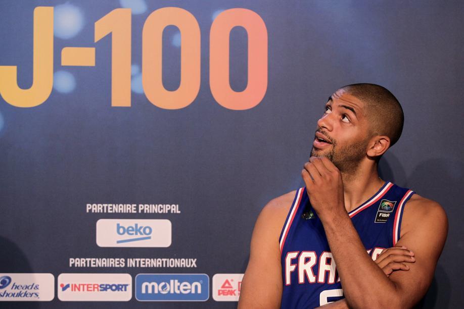 Basket - Equipe de France - Batum : �Je grandis, je m�ris�
