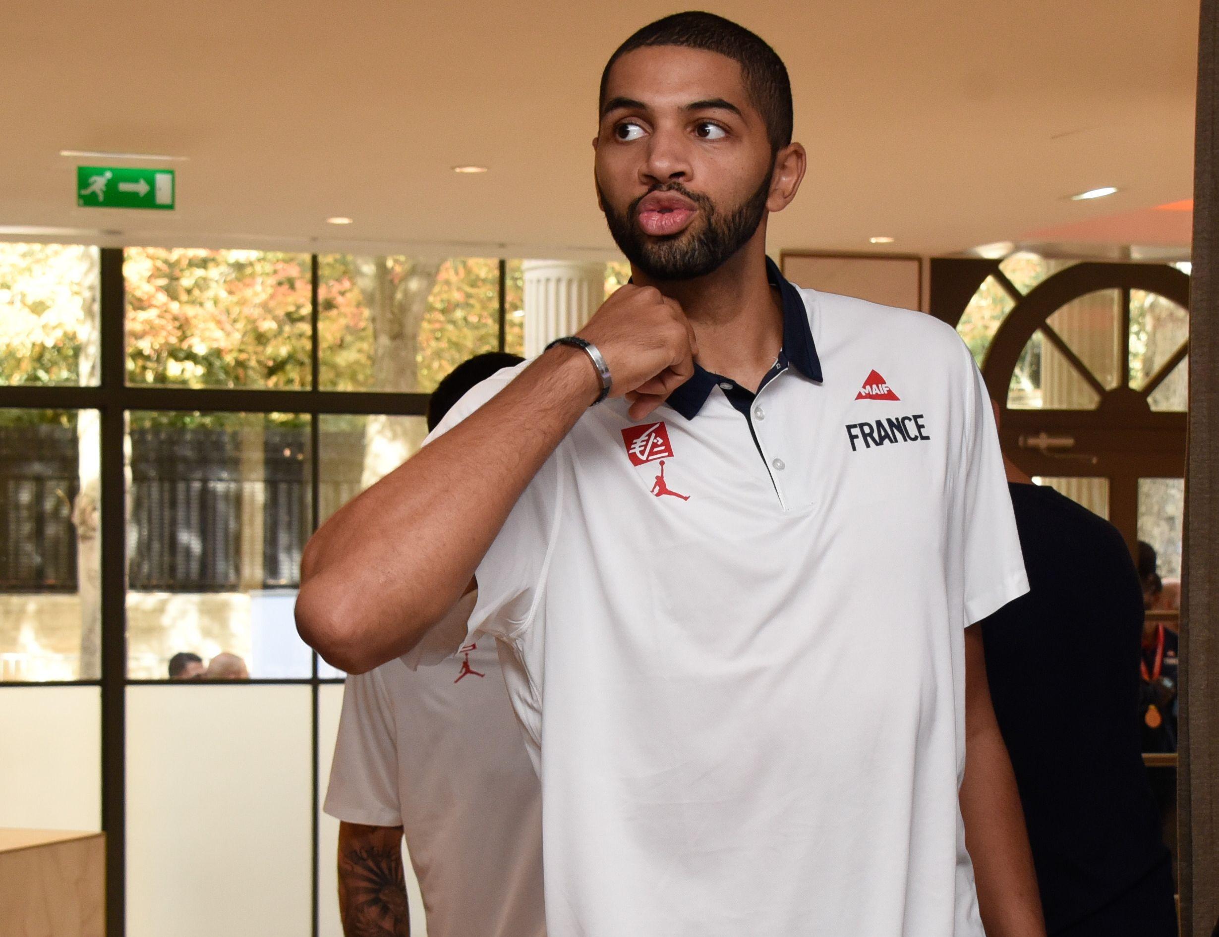 Basket - Equipe de France - Batum : «L'équipe de France la plus tarée qu'on a eue»