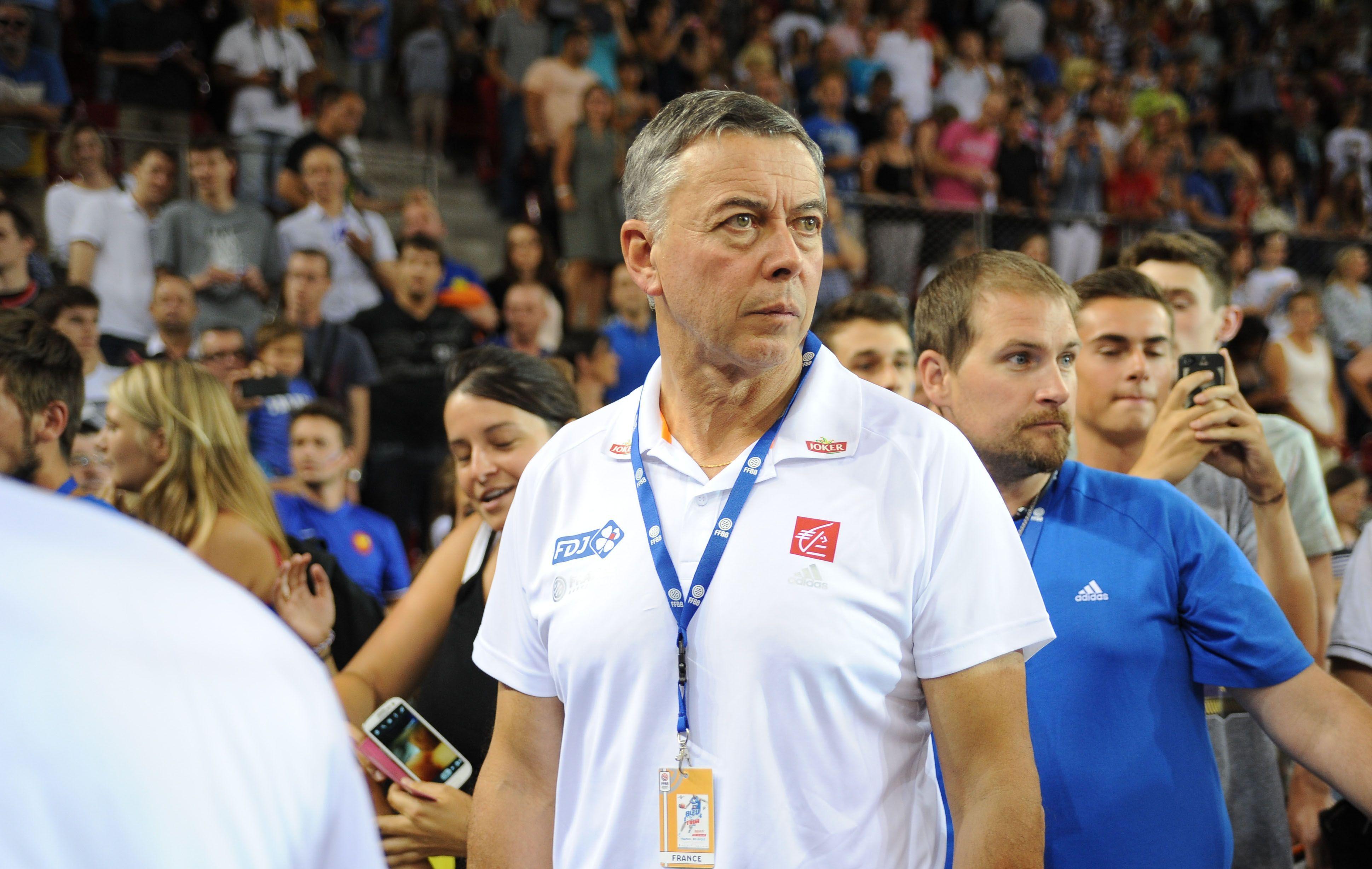 Basket - Equipe de France - Beesley : �Le match des huiti�mes sera terrible�