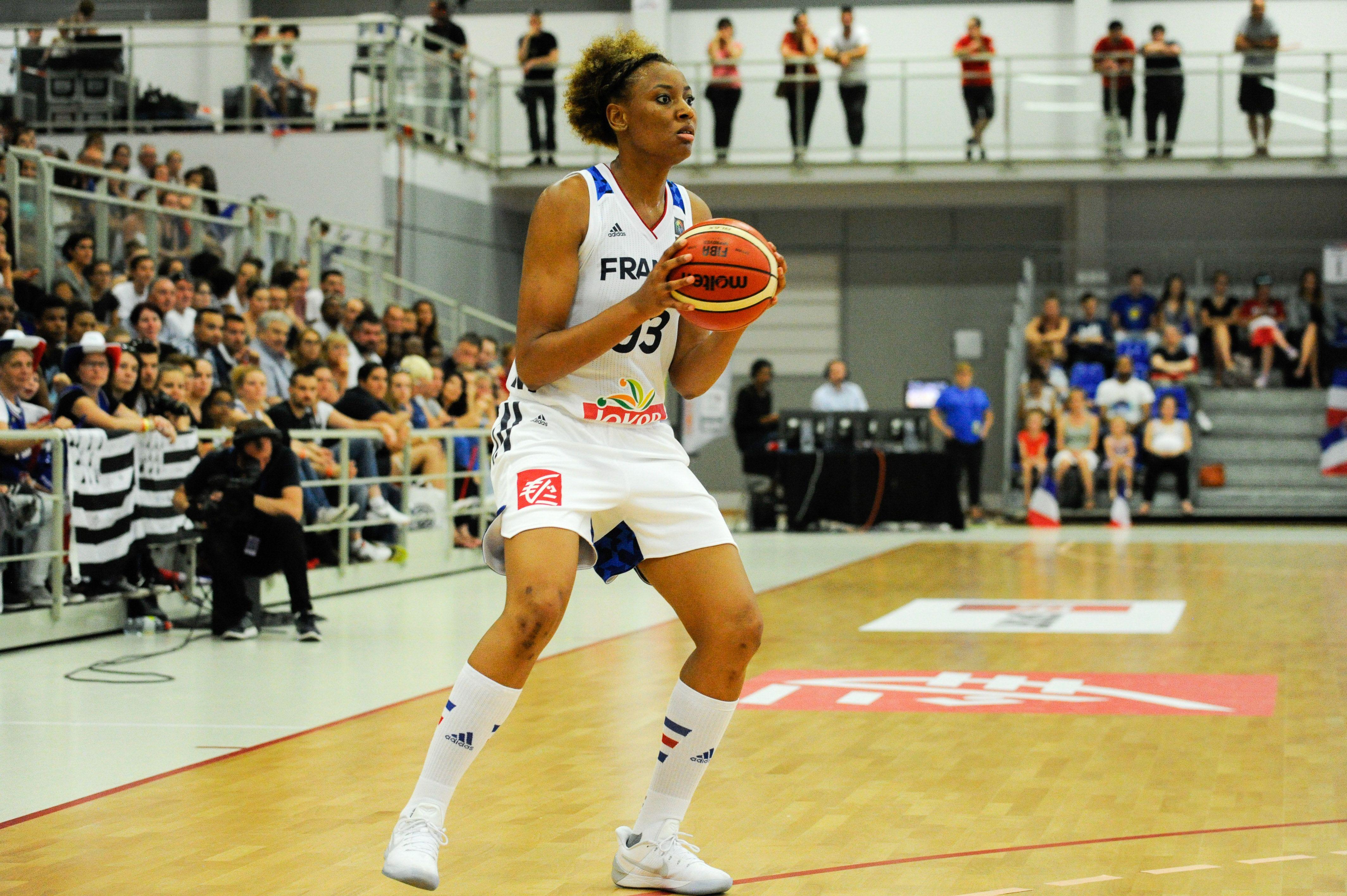 Basket - Equipe de France - Blog – L'Euro de Diandra : «Une nouvelle compétition qui commence»