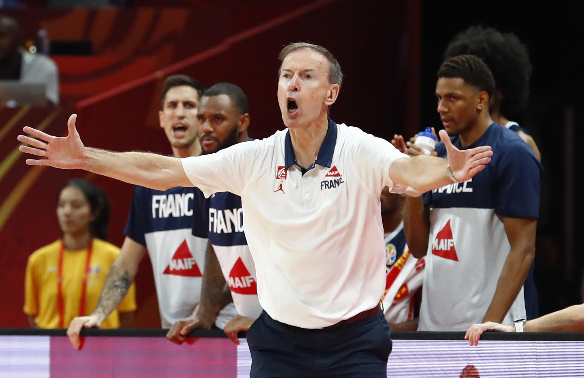 Basket - Equipe de France - Collet : «L'Argentine a joué un grand match et mérite la victoire»