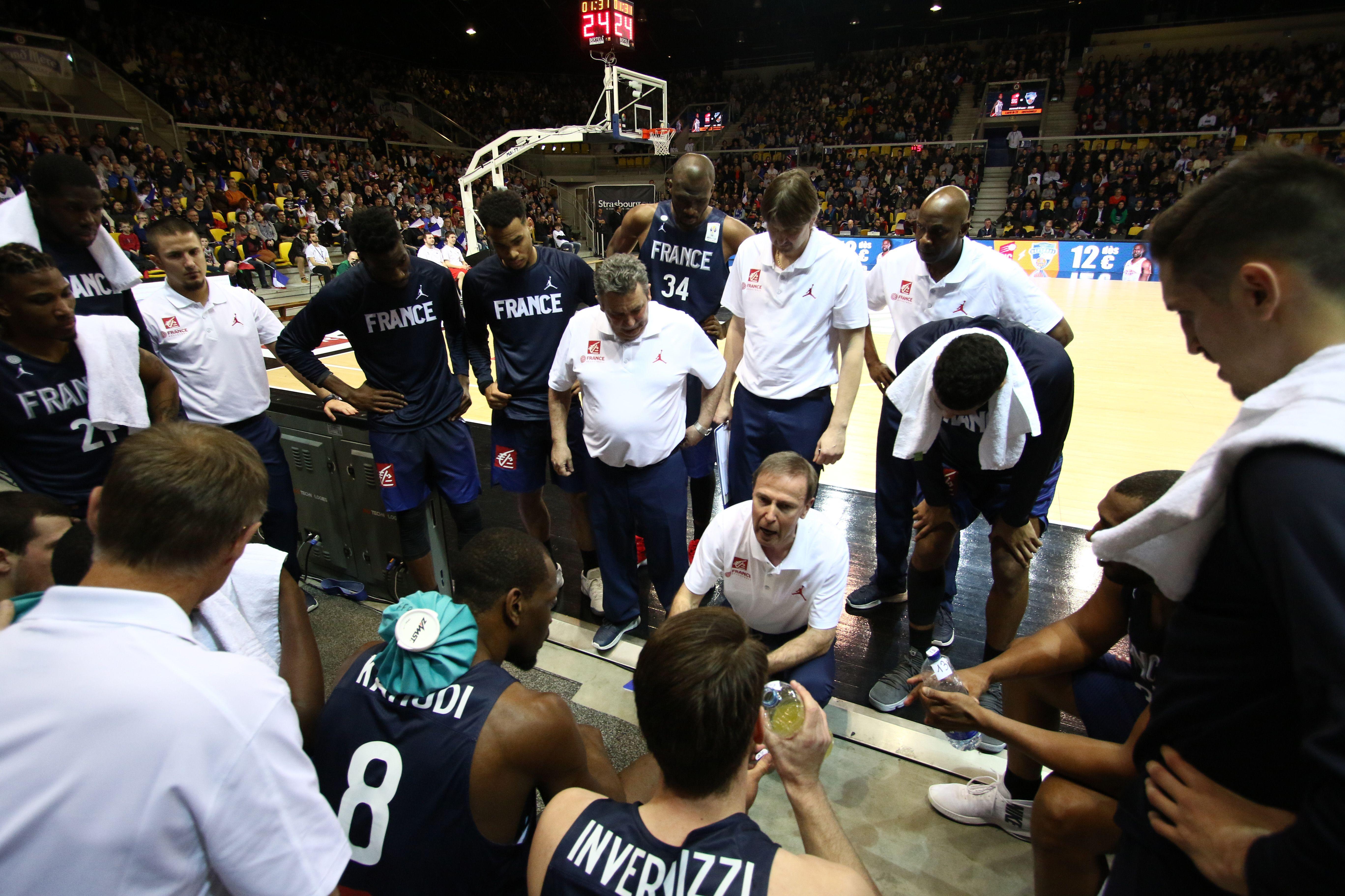 Basket - Equipe de France - Collet sur Diaw : «Il s'est comporté comme un père pour cette équipe»