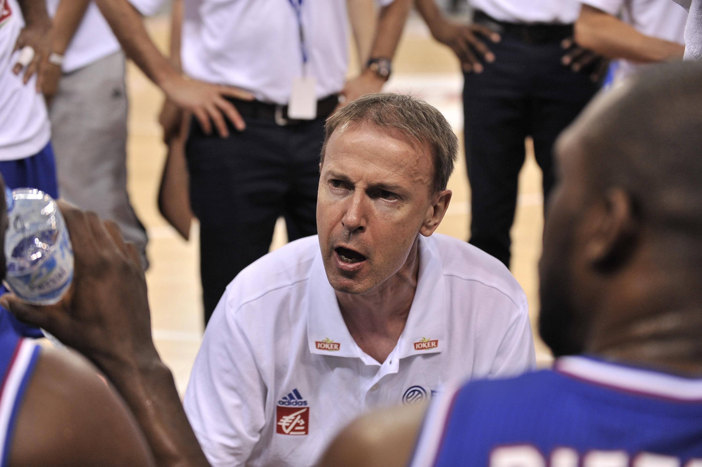 Basket - Equipe de France - Collet : «Un nouveau cycle pour l?équipe de France»