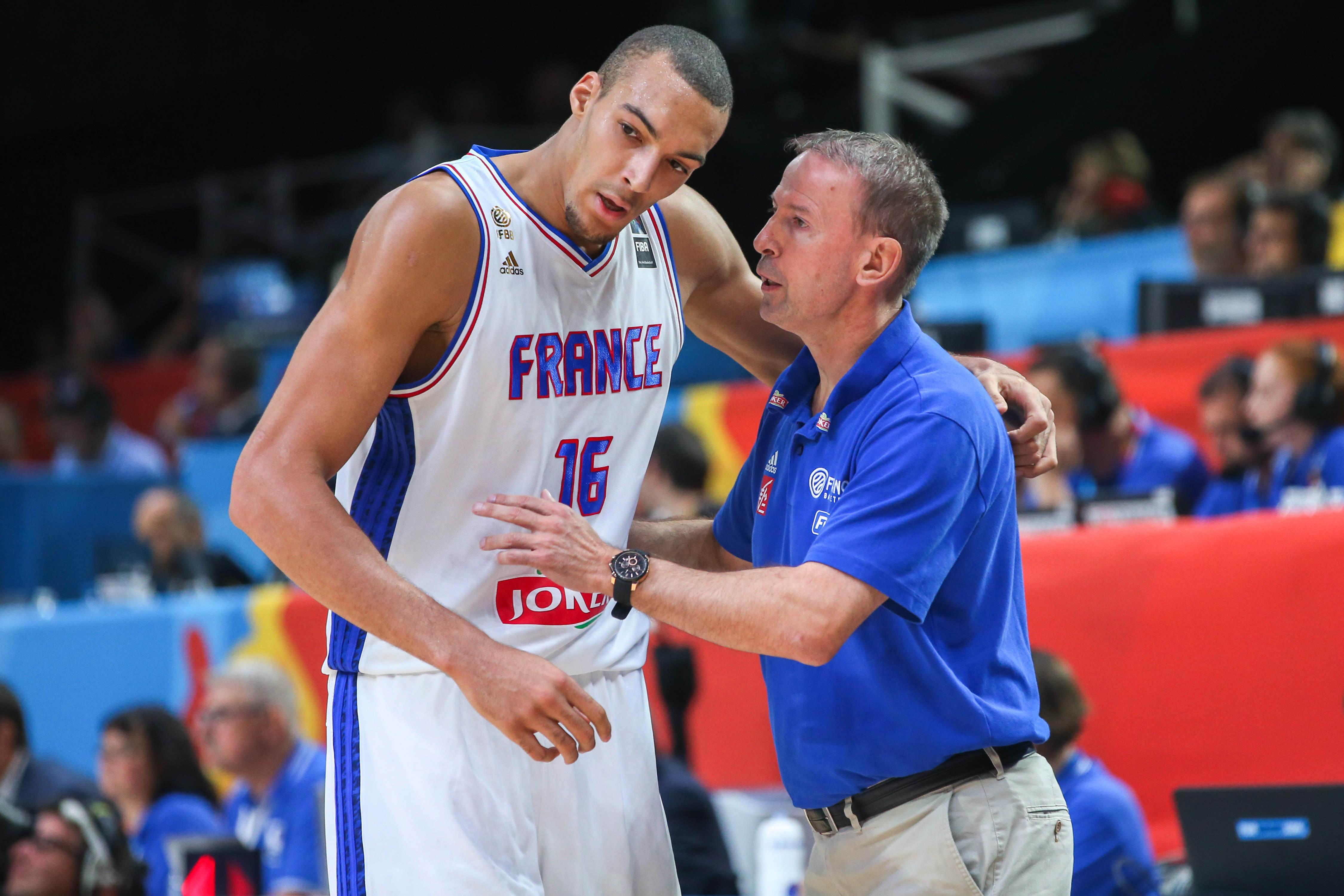 Basket - Equipe de France - Coup dur en vue des Jeux olympiques, Gobert zappe le Tournoi de qualification