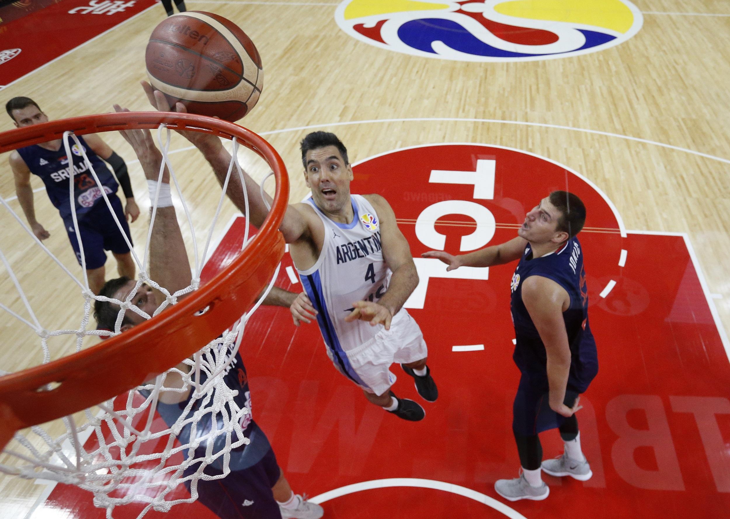 Basket - Equipe de France - Coupe du monde de basket : Luis Scola, comme au bon vieux temps