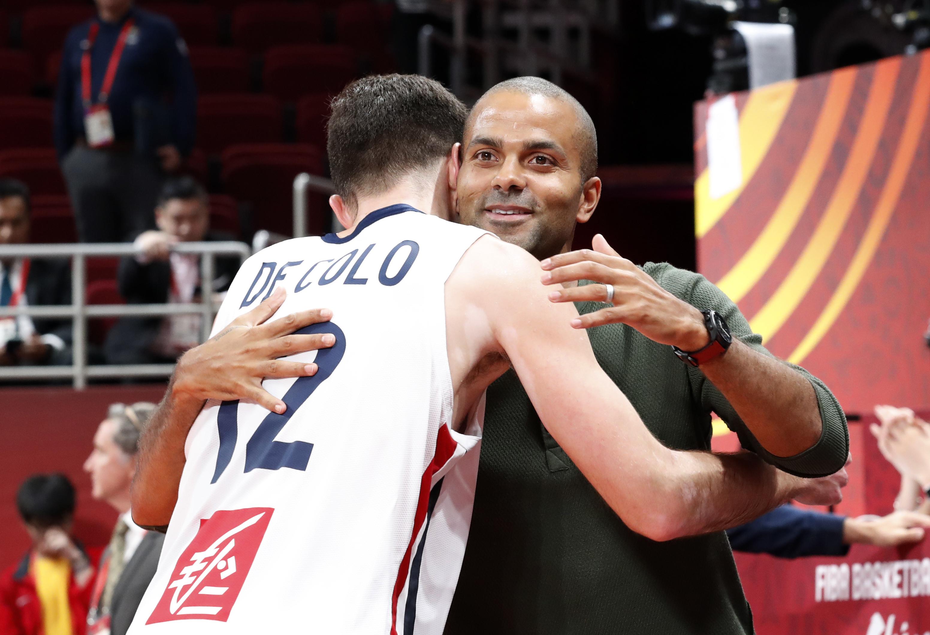 Basket - Equipe de France - De Colo : «Pas la médaille qu'on espérait, mais plus qu'un lot de consolation»