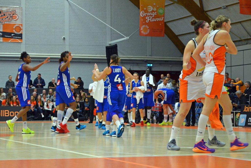 Basket - Equipe de France - Deuxi�me succ�s pour les Bleues, bonne premi�re pour Johann�s