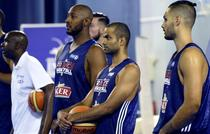 Boris Diaw, Tony Parker, Evan Fournier