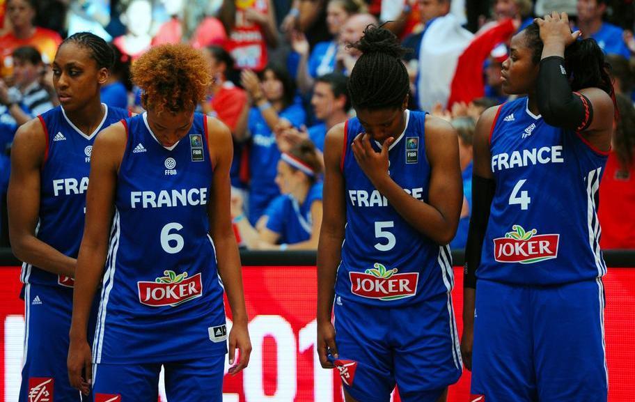 Basket - Equipe de France - Encore rat� pour les Bleues