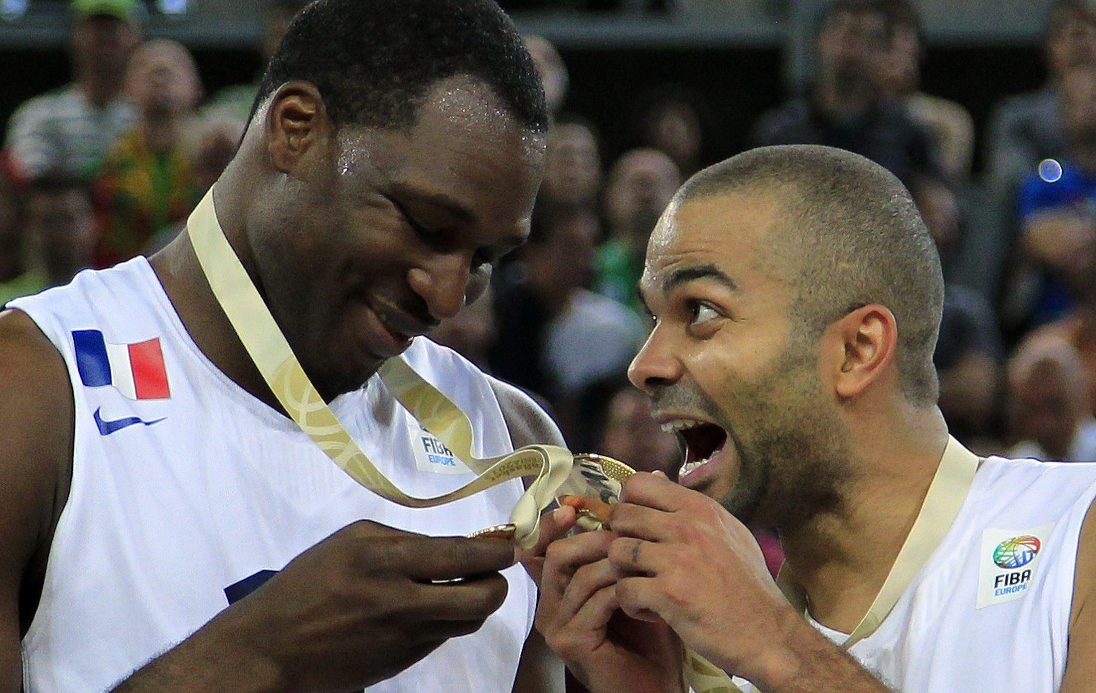 Basket - Equipe de France - Euro 2015 : Les Bleus d�fendront leur titre en France !