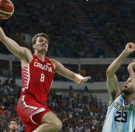 Croatie : Mario Hezonja (Orlando Magic, NBA)