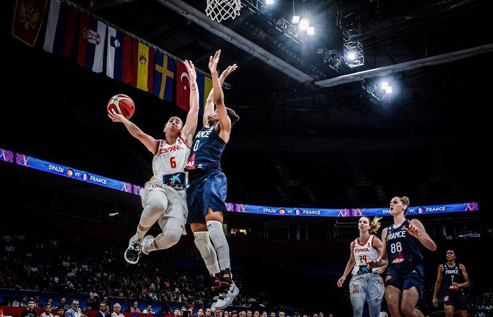 Basket - Equipe de France - EuroBasket féminin 2019 : l'Espagne n'a laissé aucune chance aux Bleues en finale