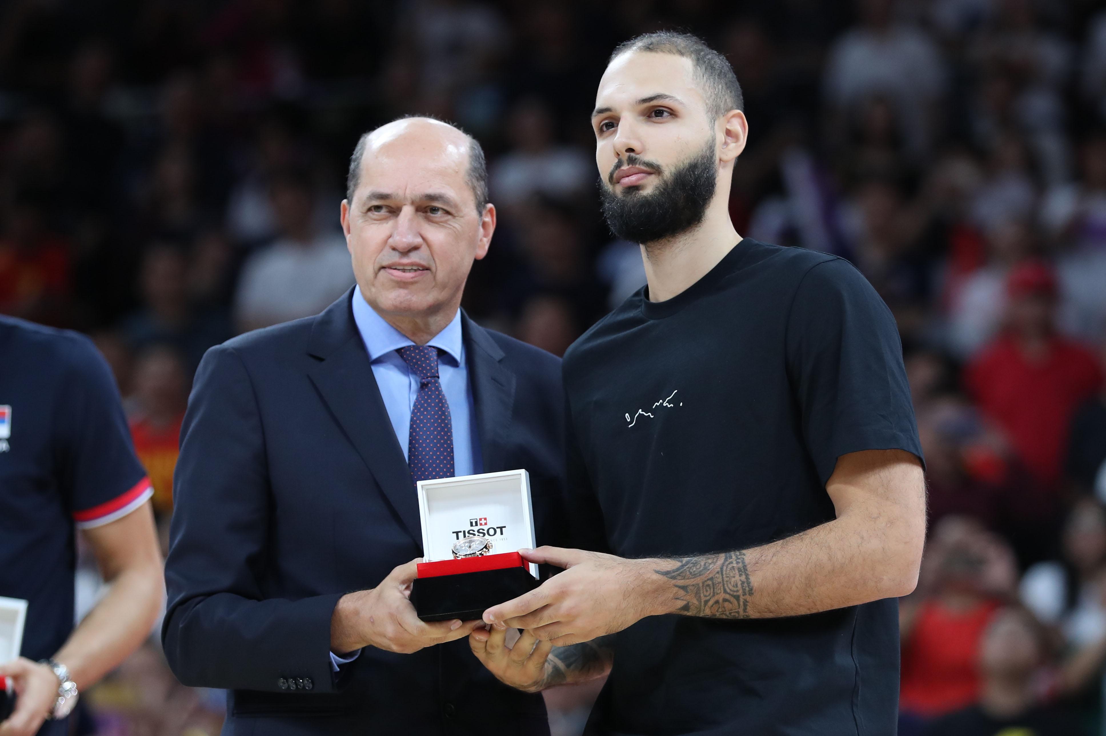Basket - Equipe de France - «Fier mais pas heureux», Fournier inconsolable
