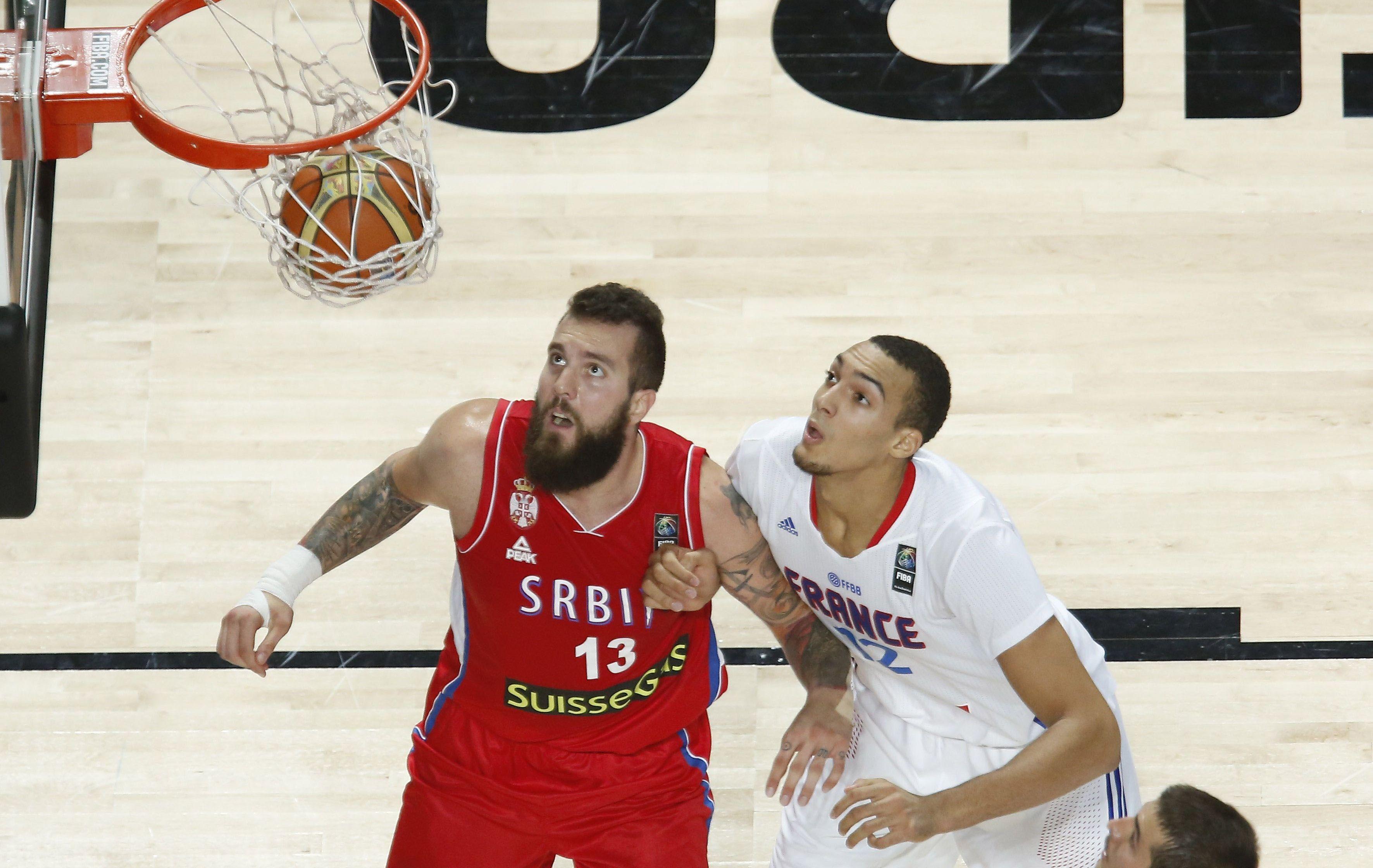 Basket - Equipe de France - France-Serbie, comme un air de revanche