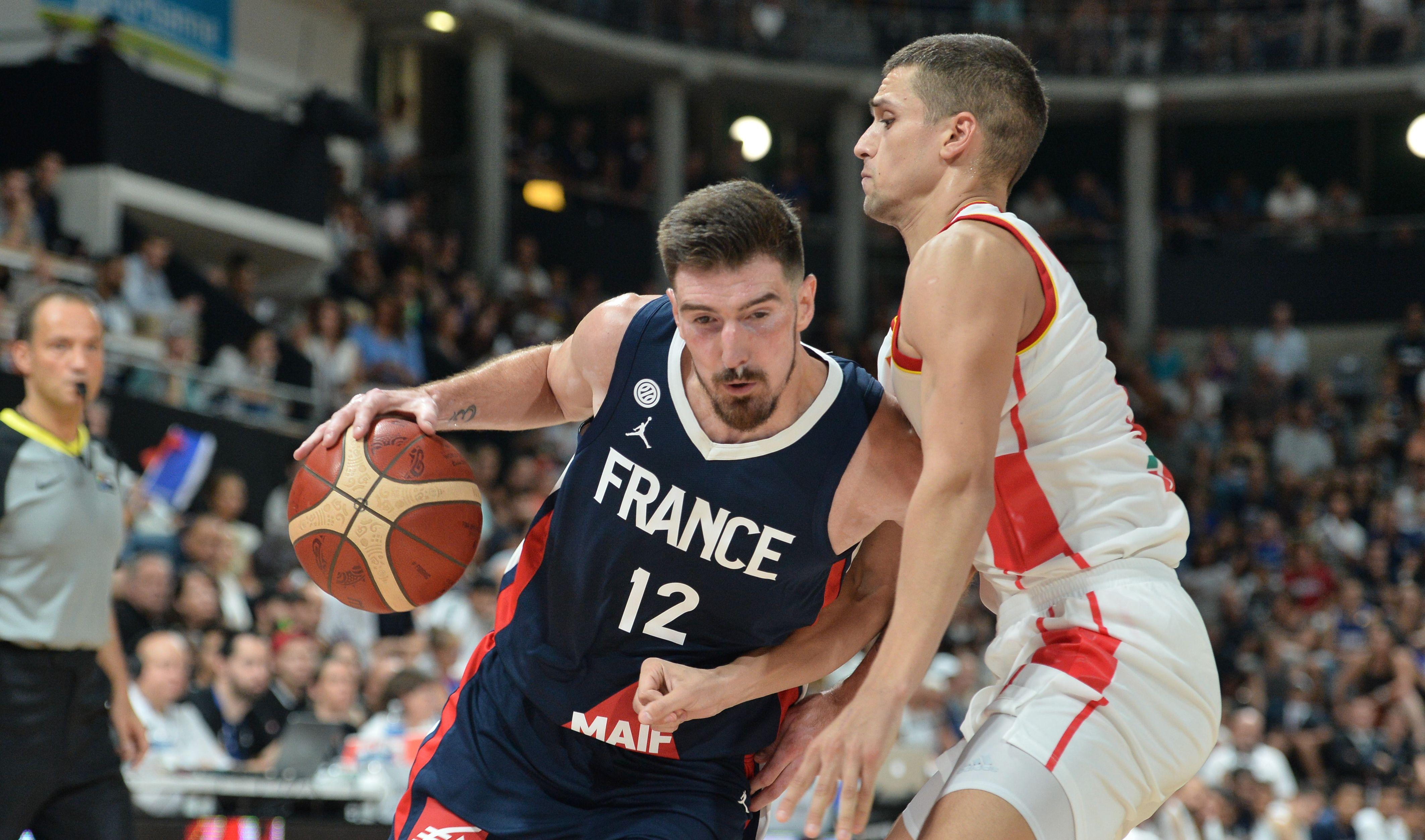 Basket - Equipe de France - Basket : Okobo et Madedon écartés, la liste des Bleus pour le Mondial