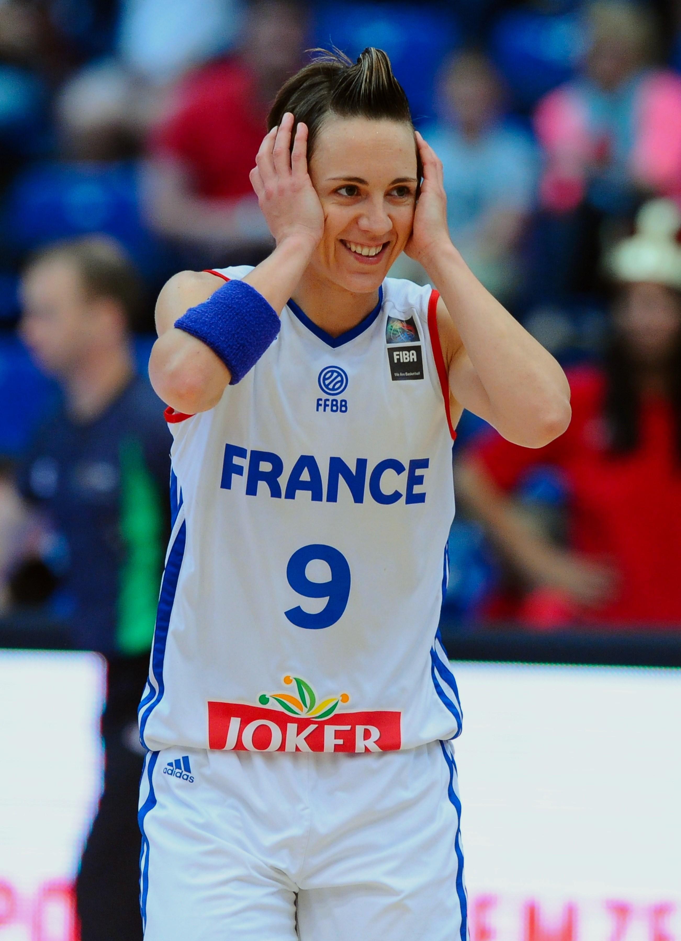 Basket - Equipe de France - La muraille fran�aise peut r�ver