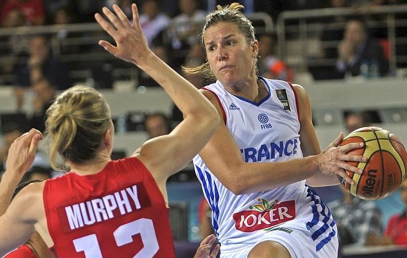 Basket - Equipe de France - Les Bleues assurent l'essentiel mais...