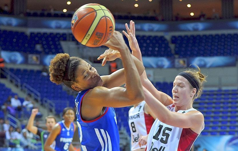 Basket - Equipe de France - Les Bleues n?y sont plus
