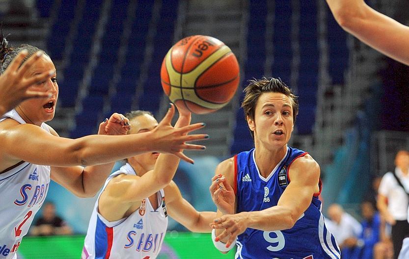 Basket - Equipe de France - Les Bleues terminent sur une bonne note