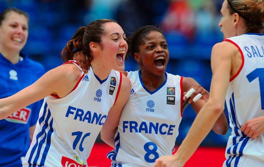 Basket - Equipe de France - Les Bleues tiennent leur revanche