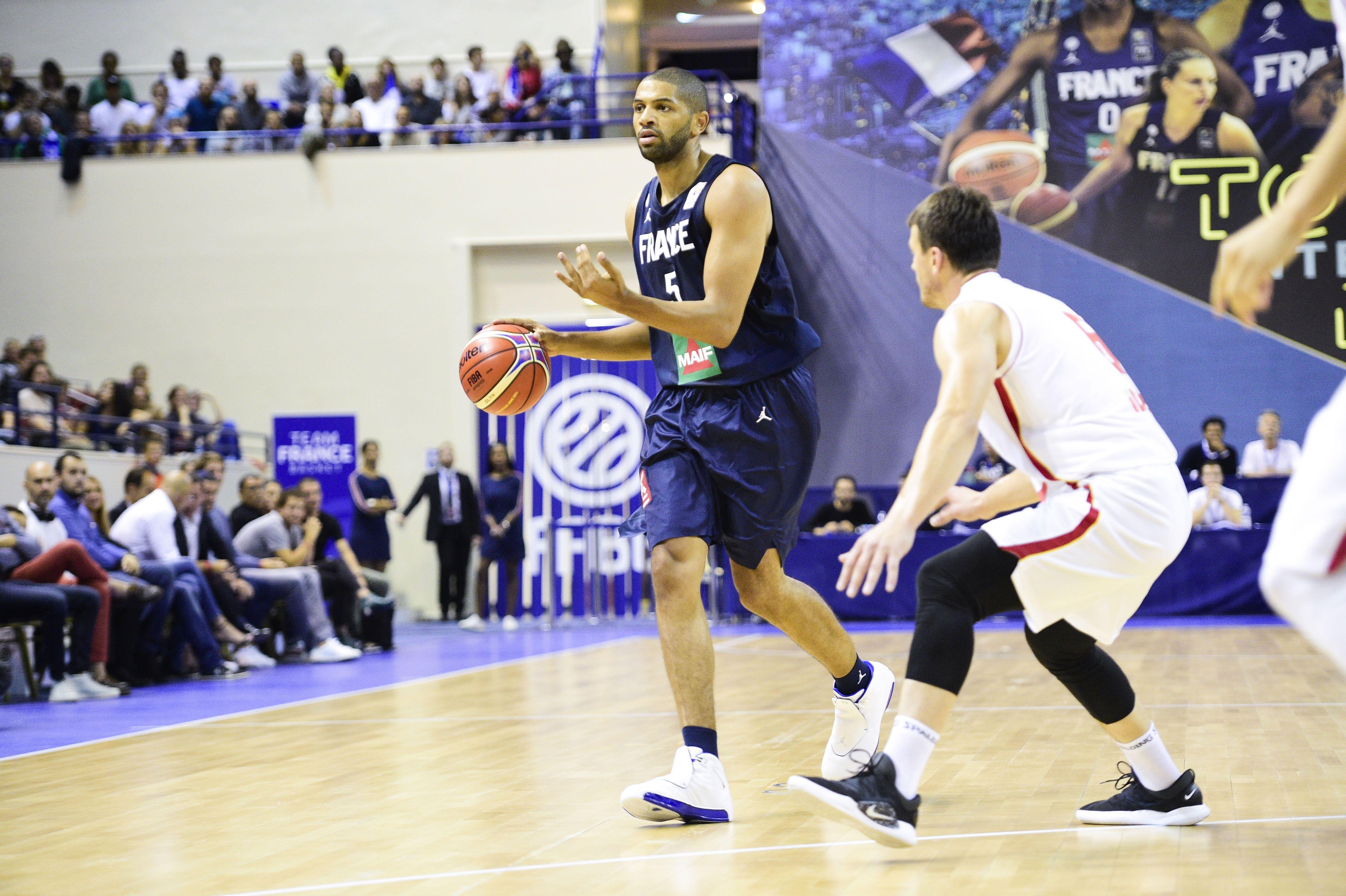 Basket - Equipe de France - Les Bleus démarrent fort et tiennent bon face au Monténégro