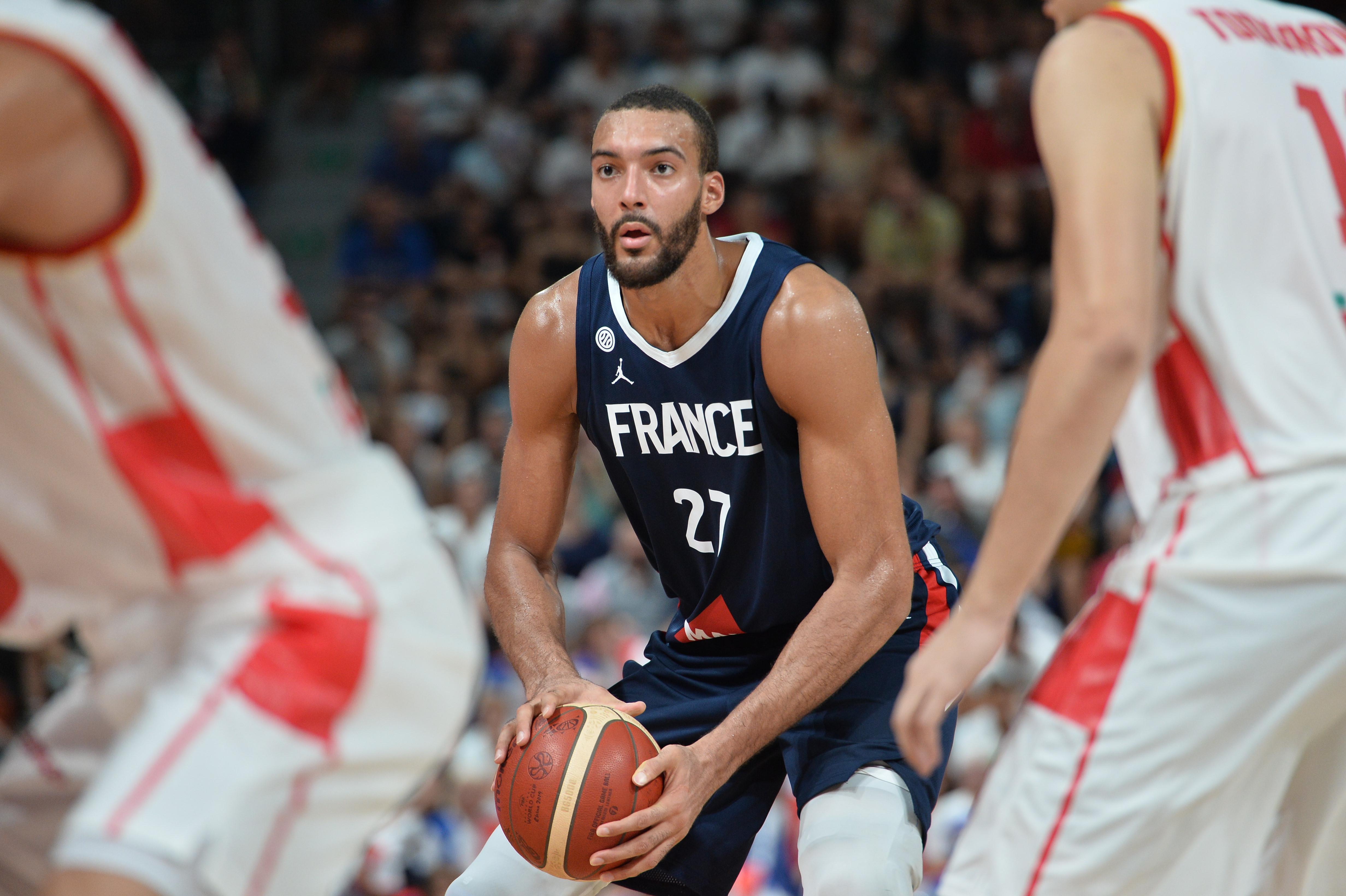 Basket - Equipe de France - Les Bleus en quête de renouveau à la Coupe du monde