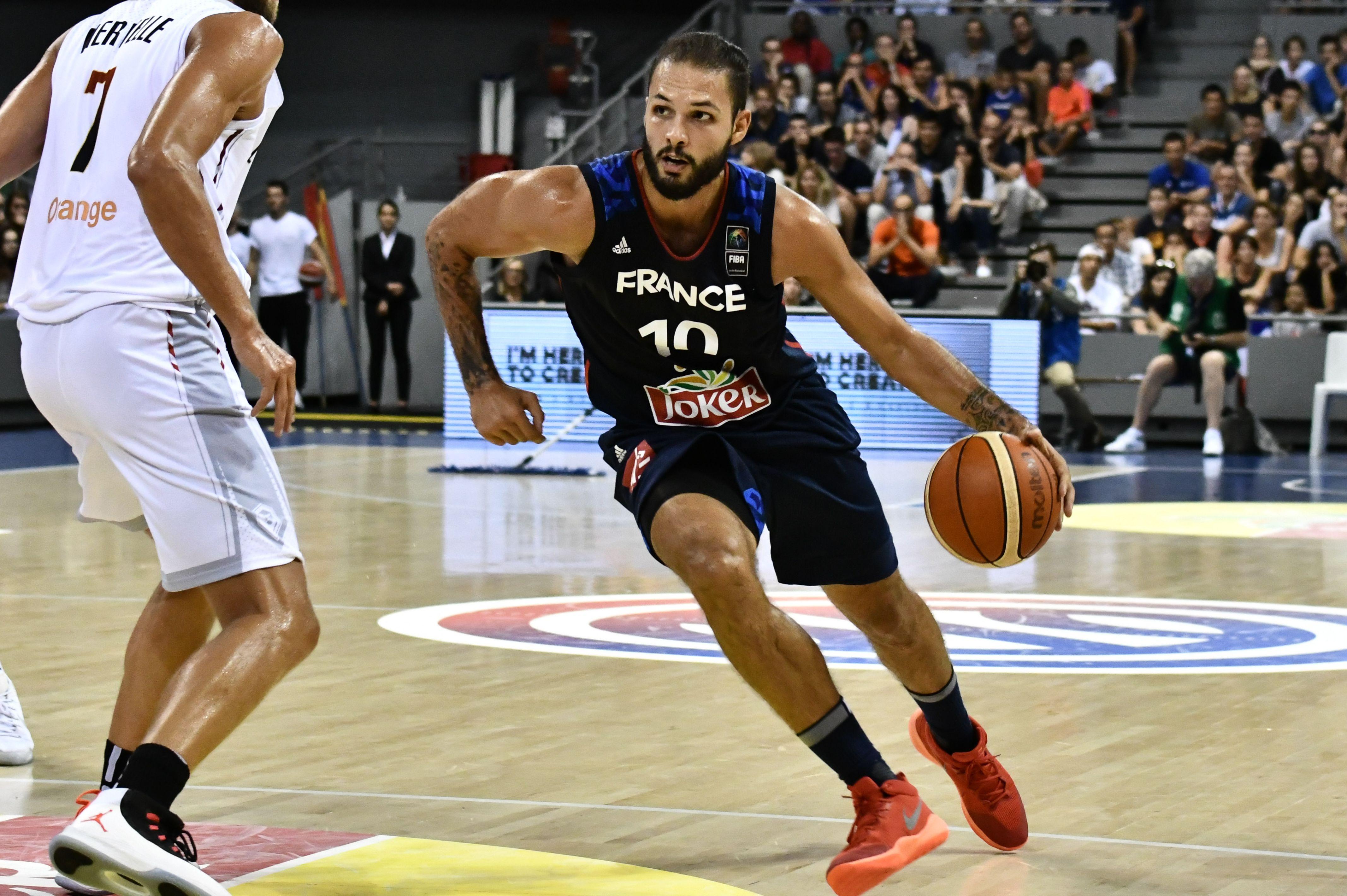 Basket - Equipe de France - Les Bleus se rassurent face à la Belgique