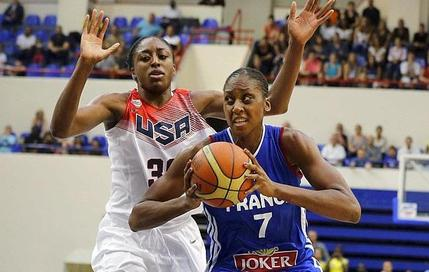 les Braqueuses s'offrent Team USA !