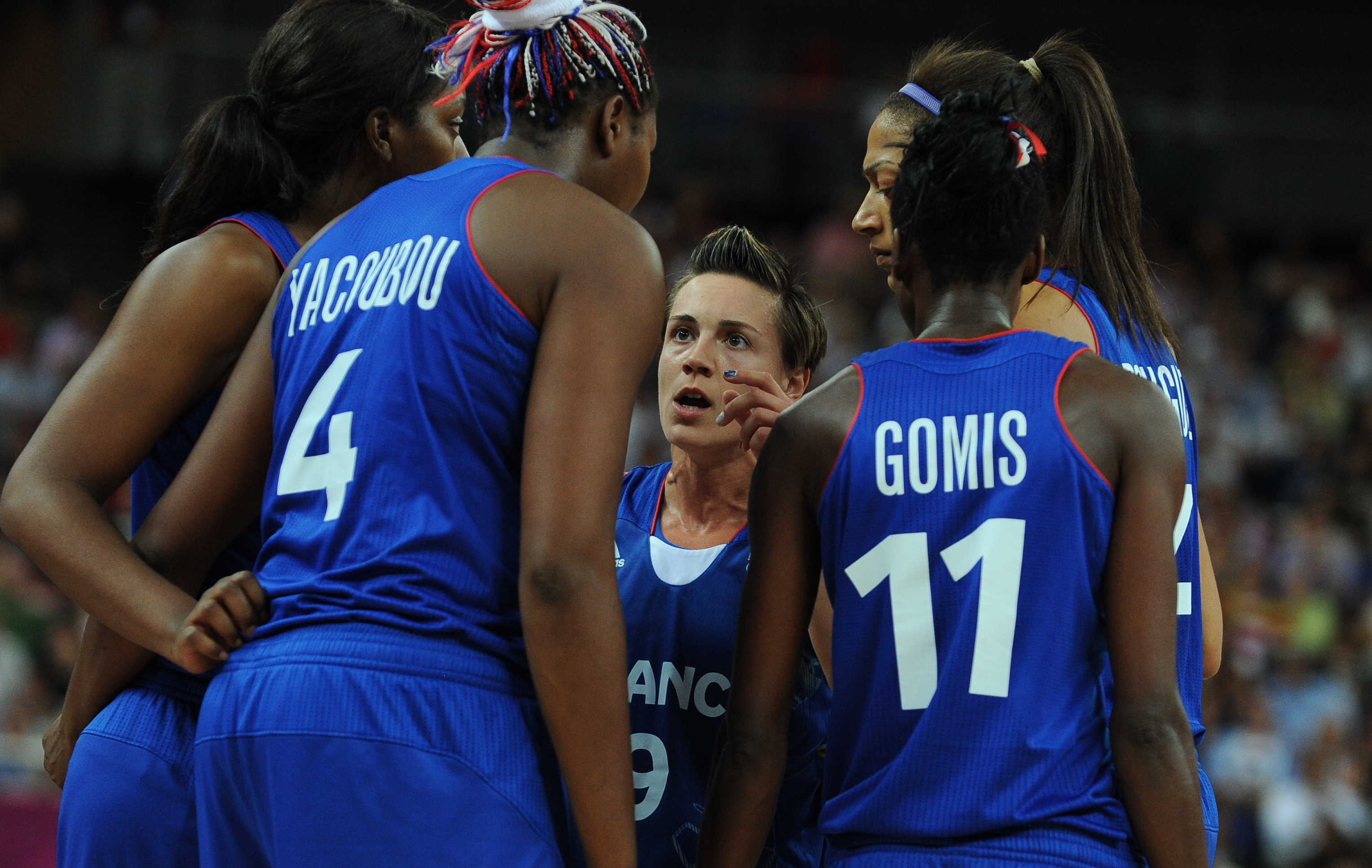 Basket - Equipe de France - Les choses s�rieuses commencent