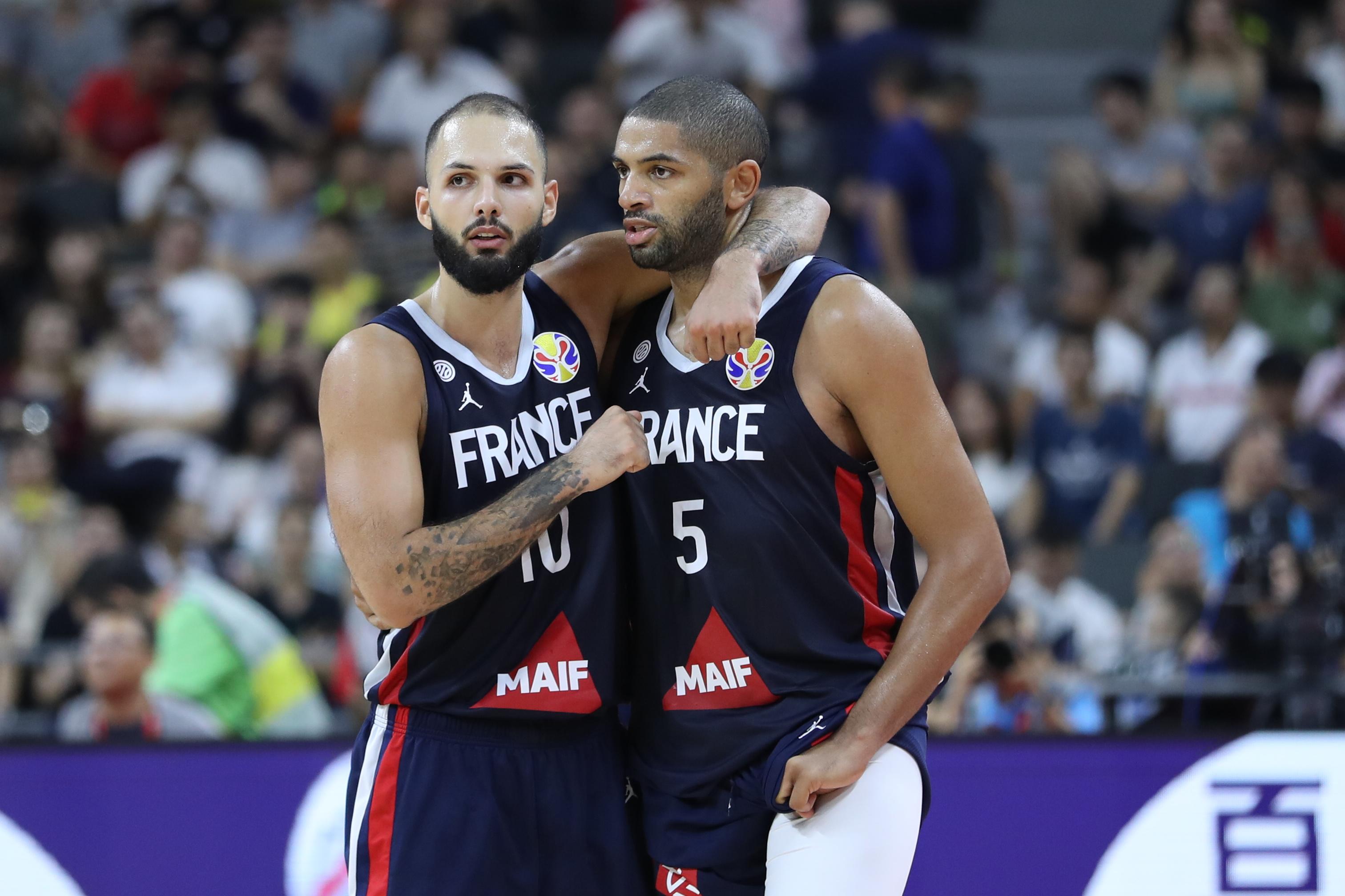 Basket - Equipe de France - Les clés du succès historique des Bleus face à l'ogre américain