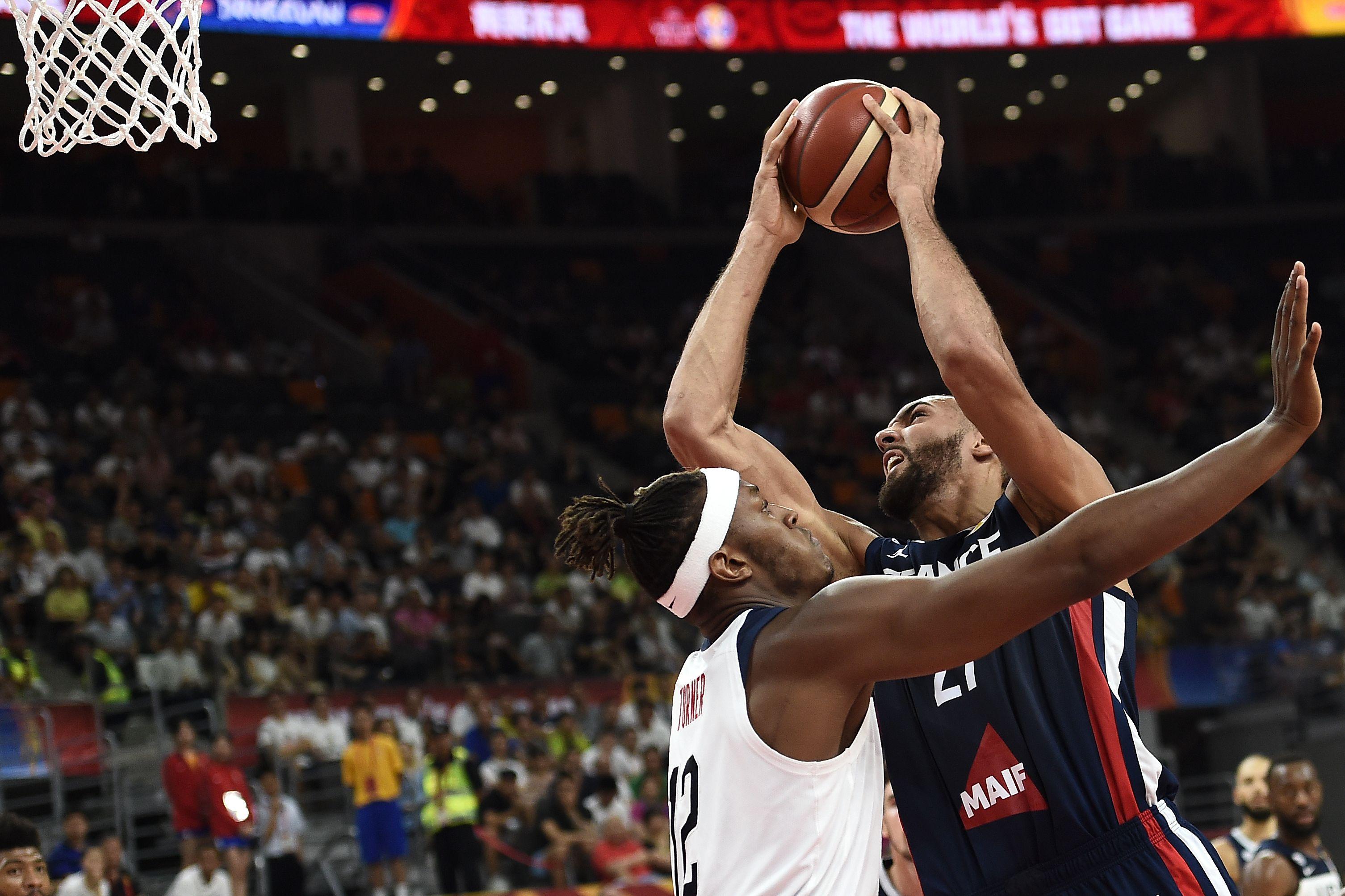 Basket - Equipe de France - Les meilleurs moments de l'exploit français face à Team USA en vidéo