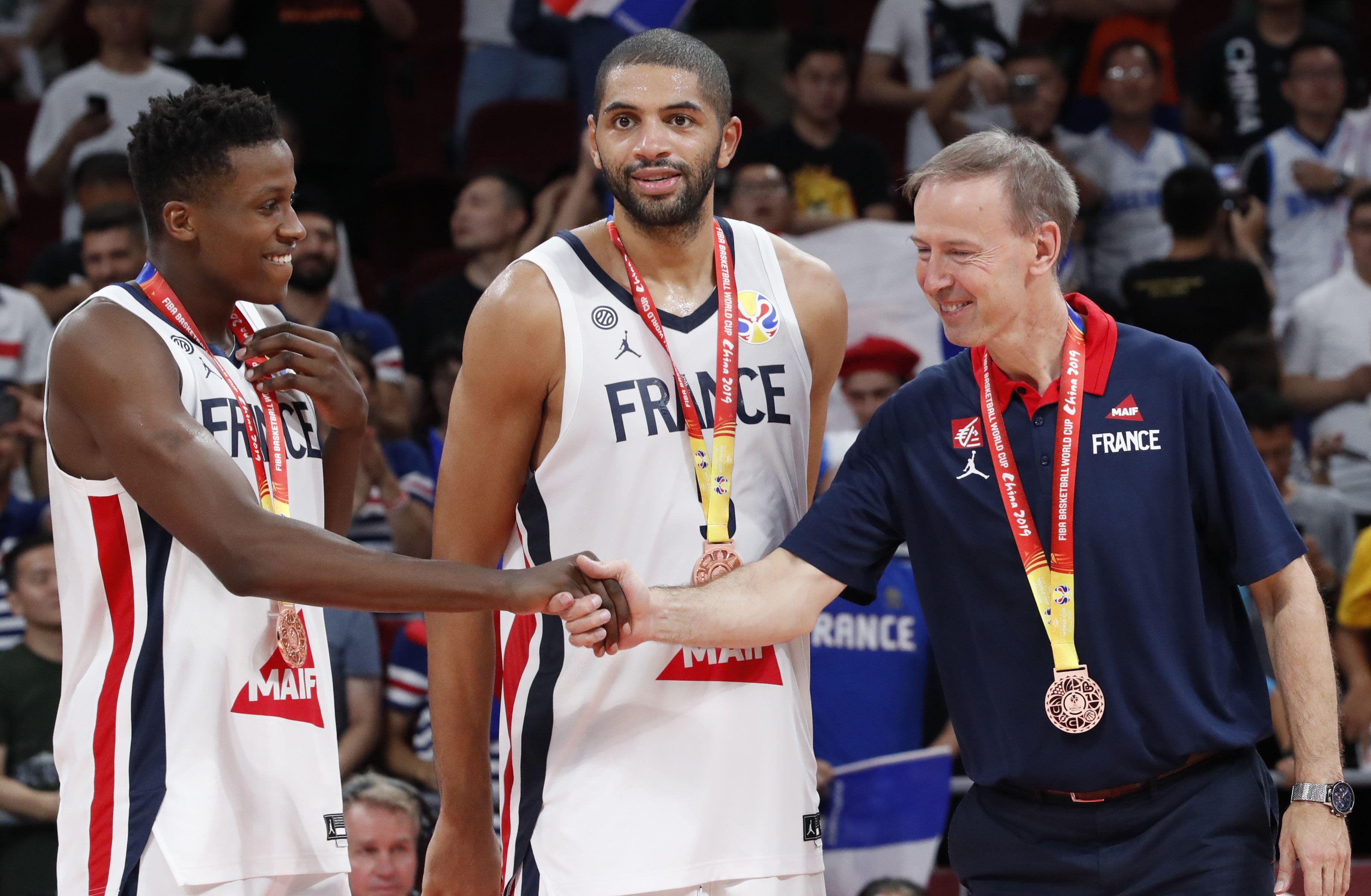 Basket - Equipe de France - Les regrets du capitaine Batum : «J'ai peut-être trop attendu»
