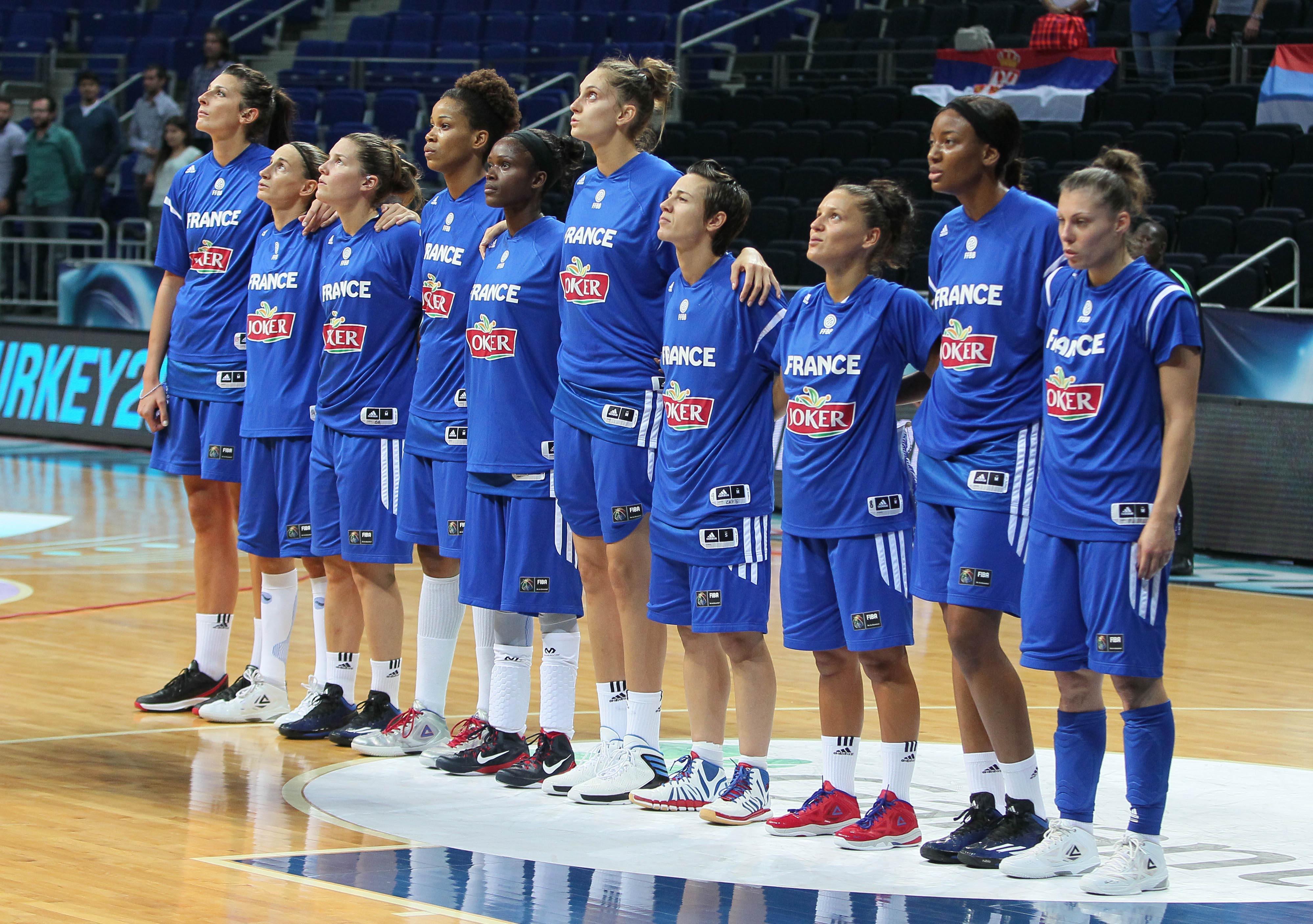 Basket - Equipe de France - Mention passable pour les Bleues