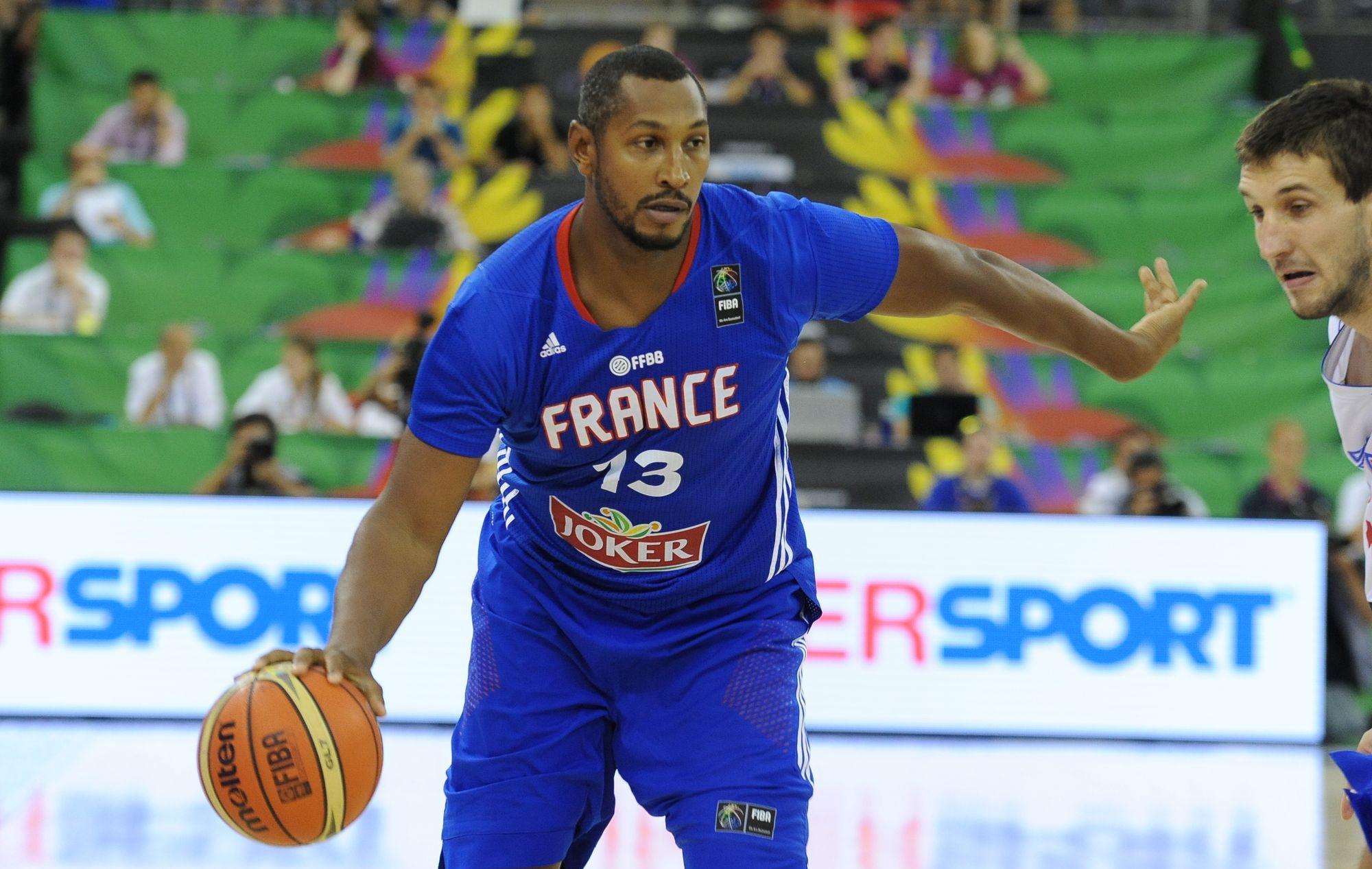 Basket - Equipe de France - Mondial de basket : France - Serbie en direct