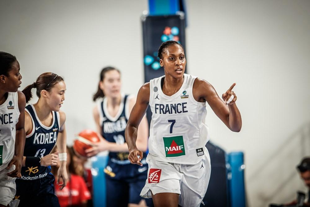 Basket - Equipe de France - Mondial : succès sans souci pour les Bleues
