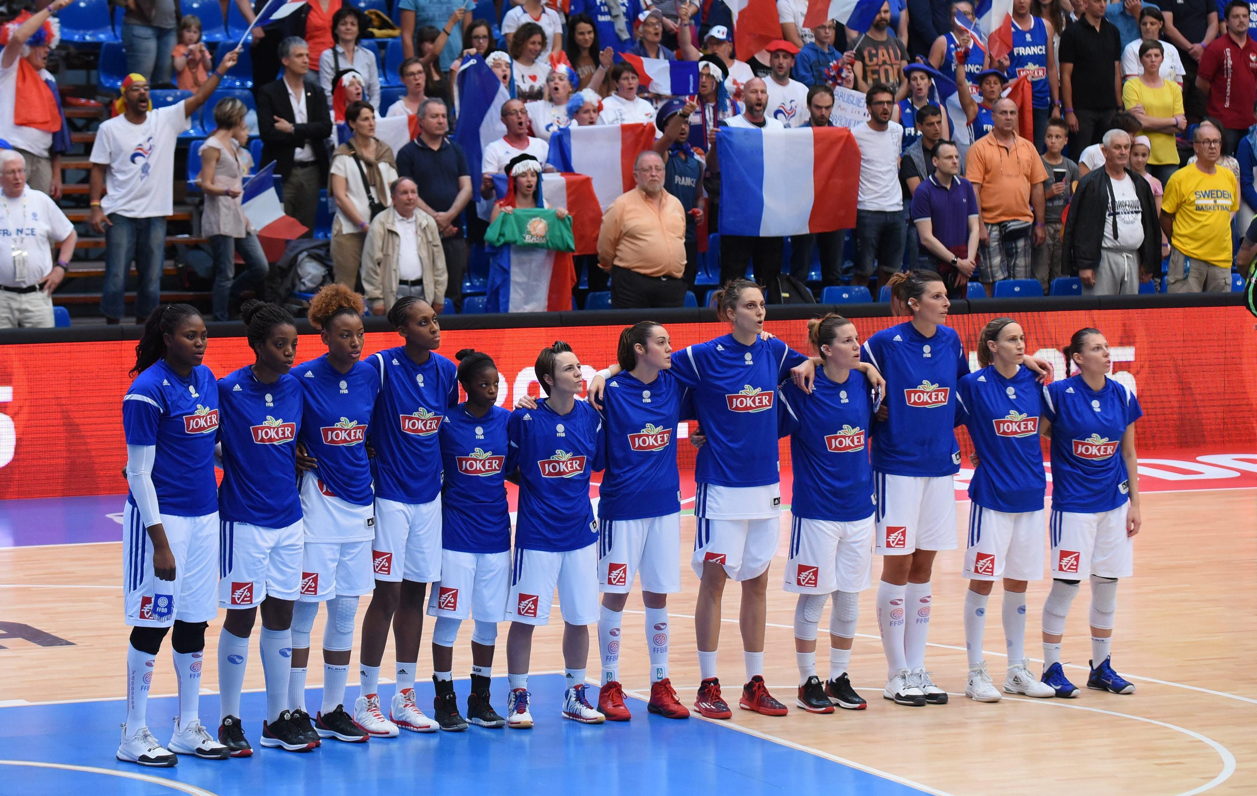 Basket - Equipe de France - Ne pas (encore) rater la derni�re marche