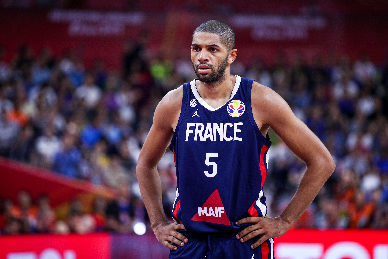 Basket - Equipe de France - Batum : «Une médaille, ça peut n'arriver qu'une fois»