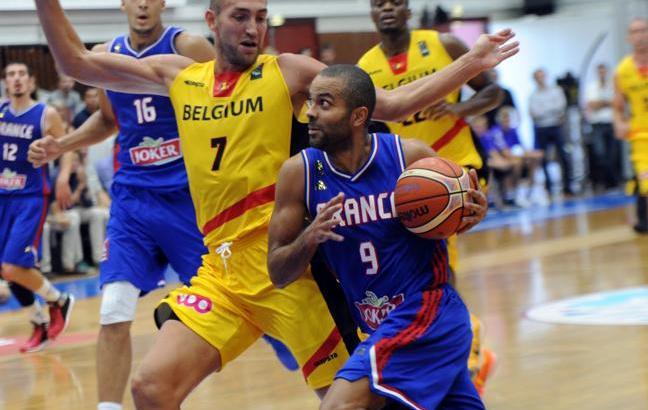Basket - Equipe de France - Parker a sorti le grand jeu face aux Lions