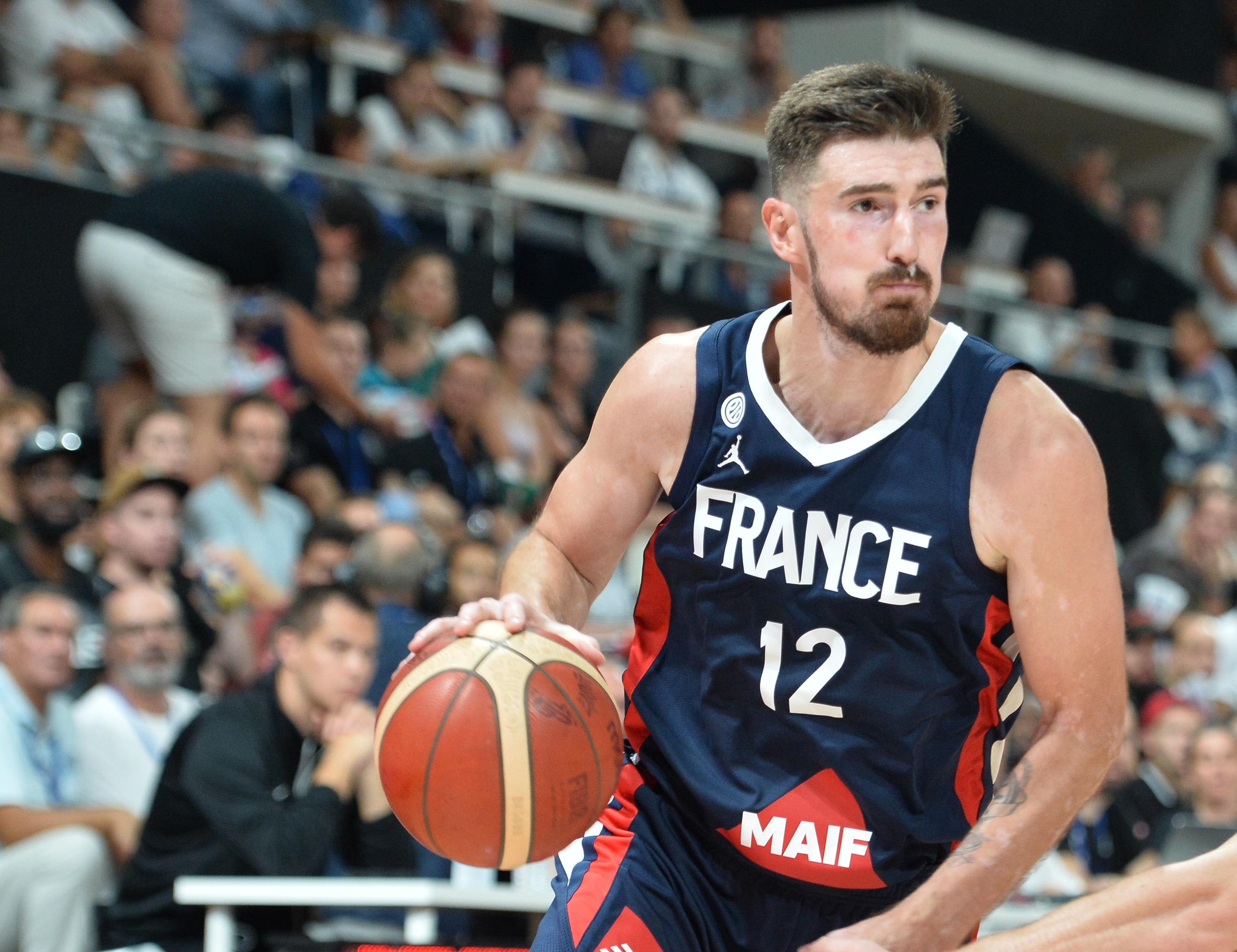 Basket - Equipe de France - Quelques frayeurs mais la victoire pour les Bleus face à la Nouvelle-Zélande