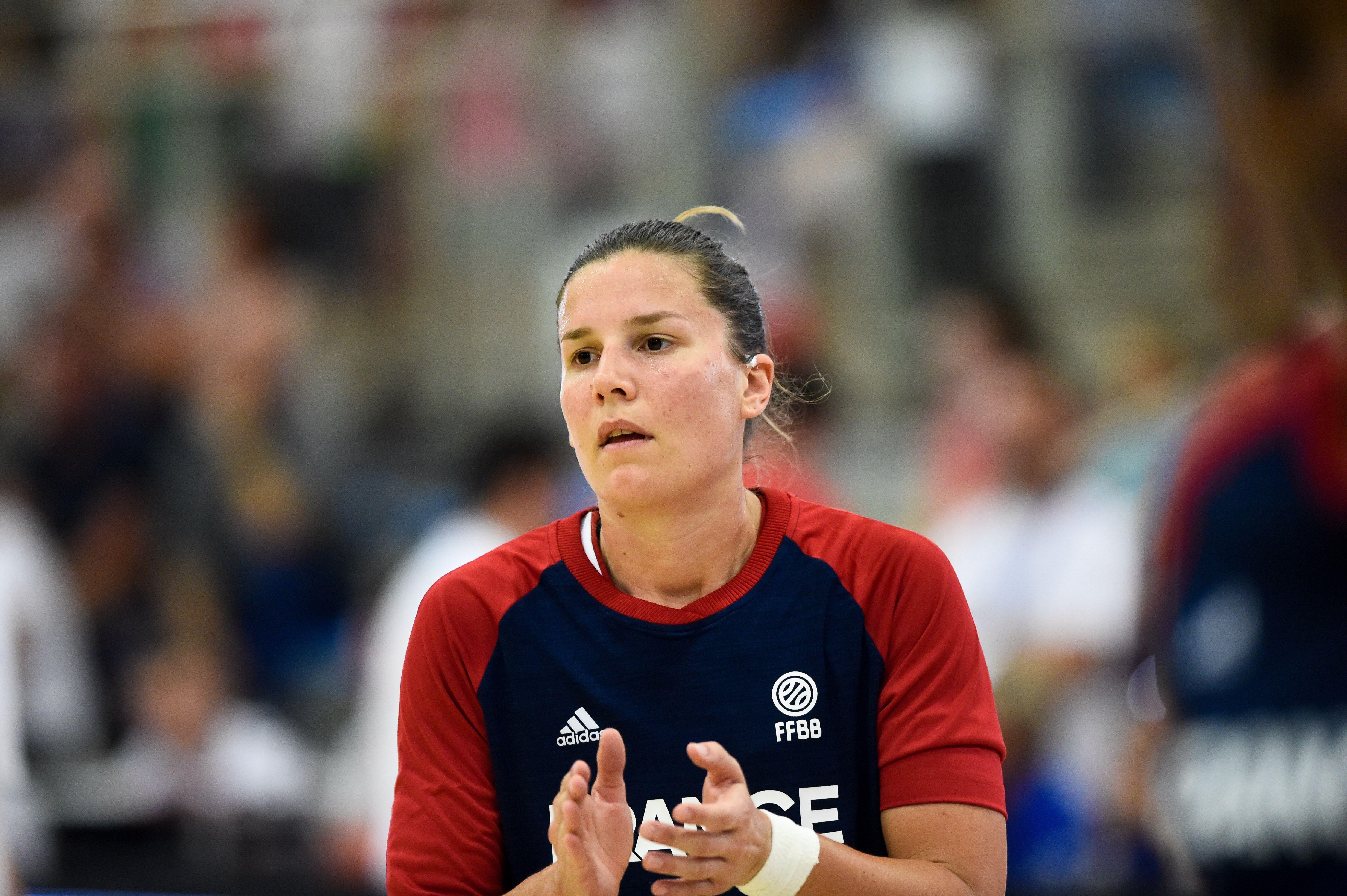Basket - Equipe de France - Skrela : «J'ai pleuré parce que ma carrière est finie»