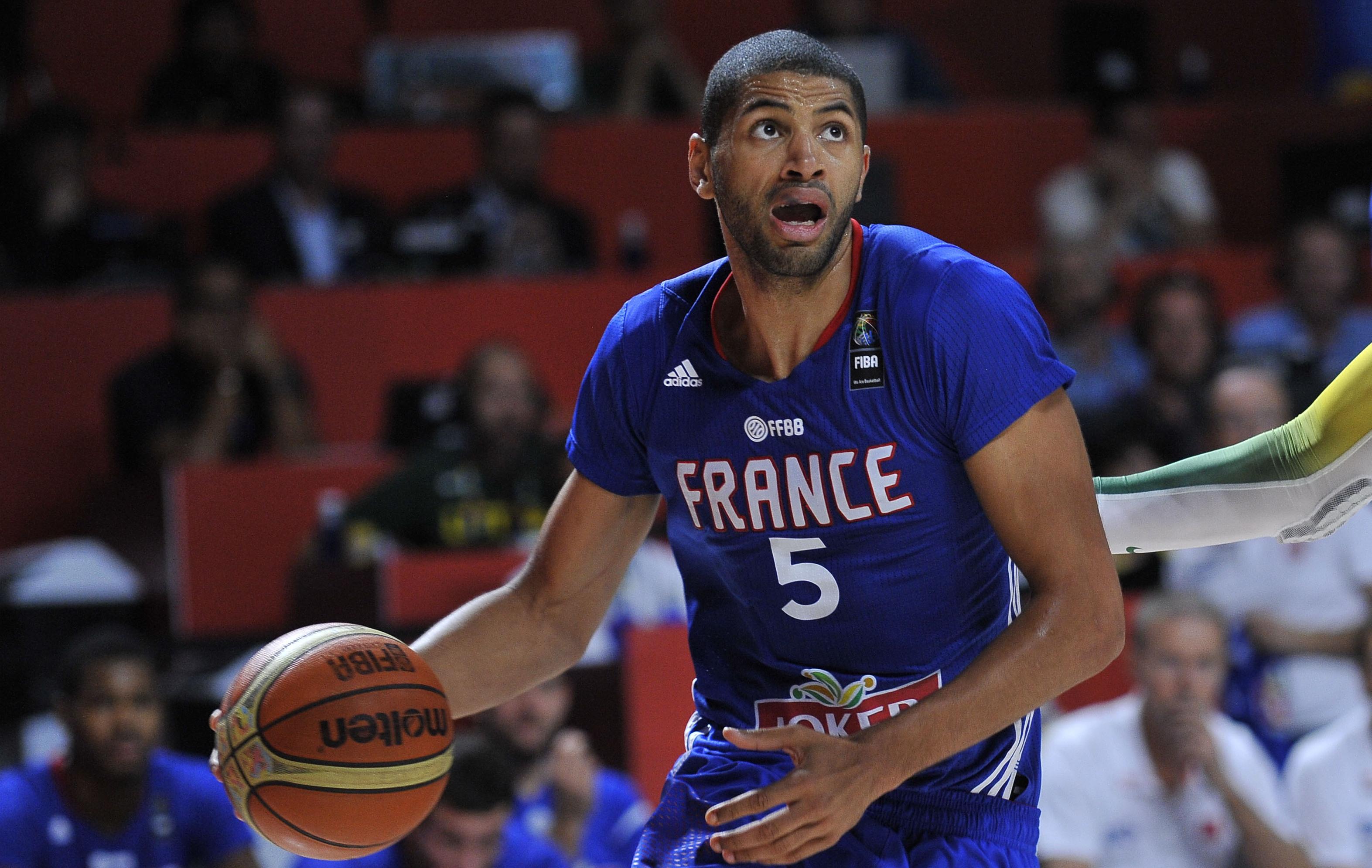 Basket - Equipe de France - Un tour de France pour les Bleus avant l?Euro 2015