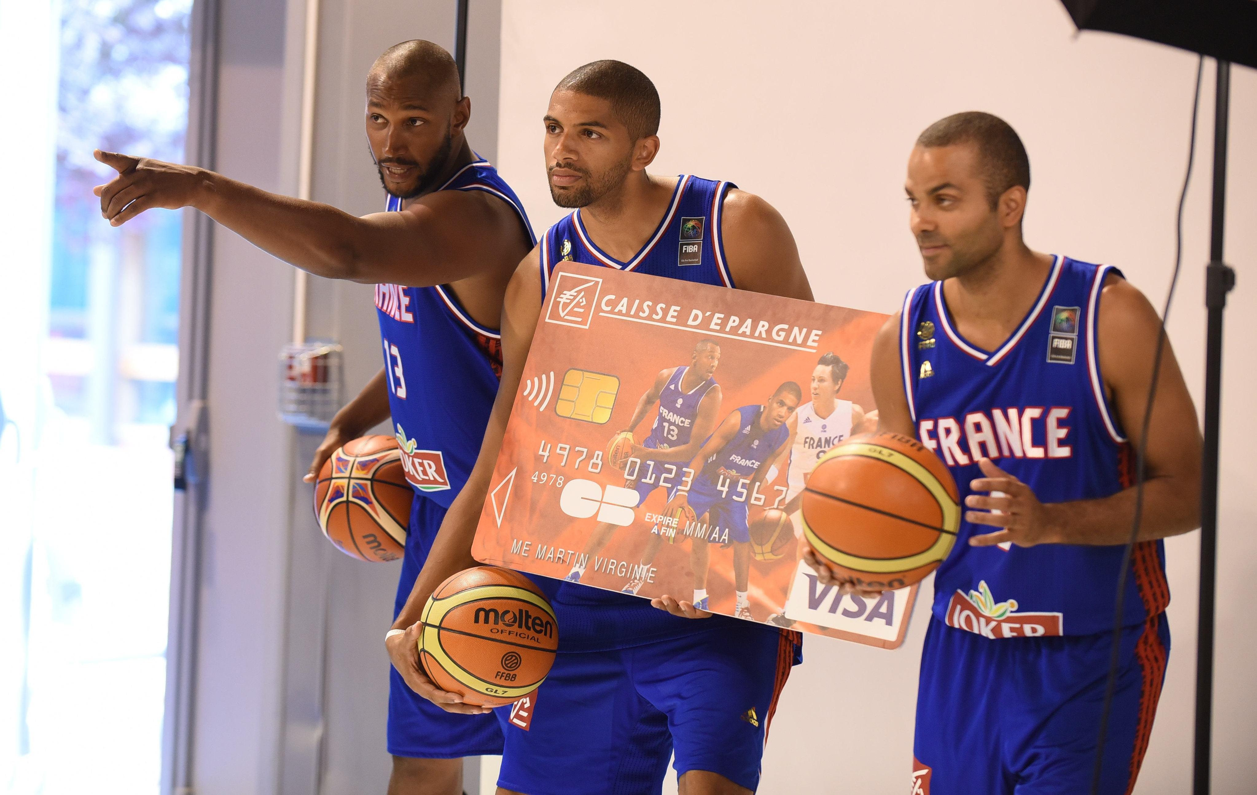 Basket - Equipe de France - Une tourn�e qui pourrait laisser des traces