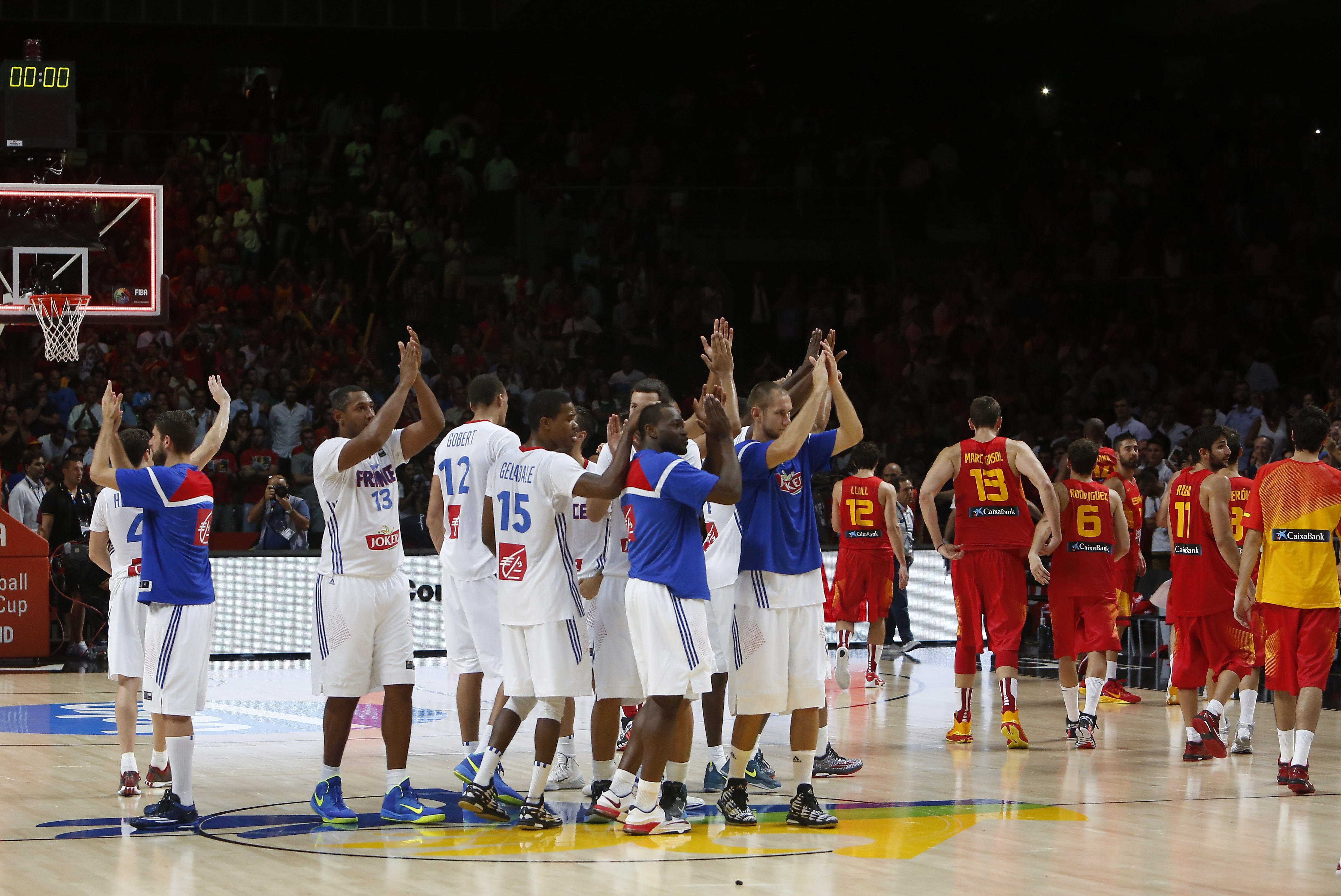 Basket - Equipe de France - USA-France et les cinq plus grands exploits du basket français