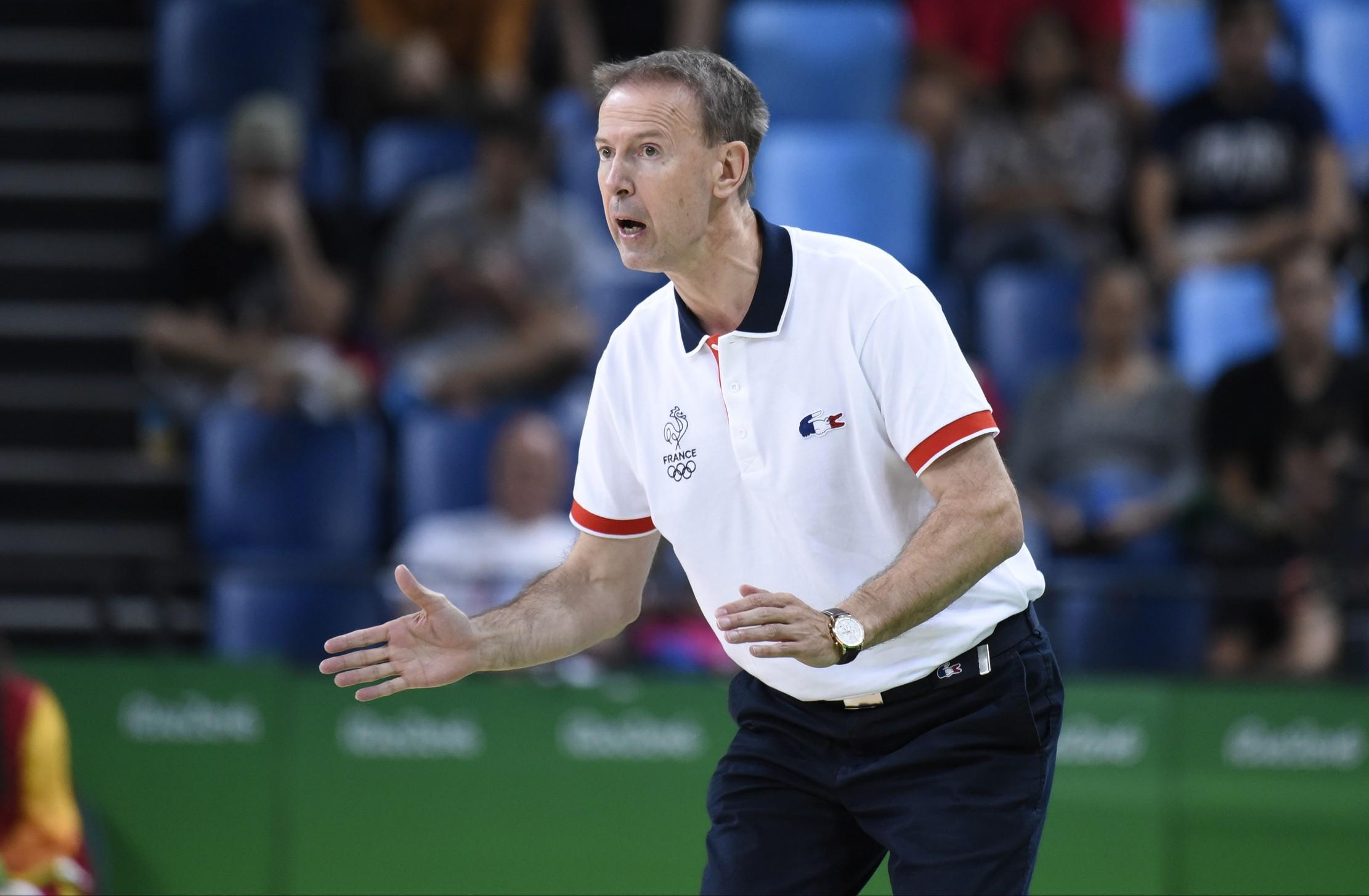 Vincent Collet poursuit l'aventure à la tête des Bleus - Equipe de ...: sport24.lefigaro.fr/basket/equipe-de-france/actualites/vincent...