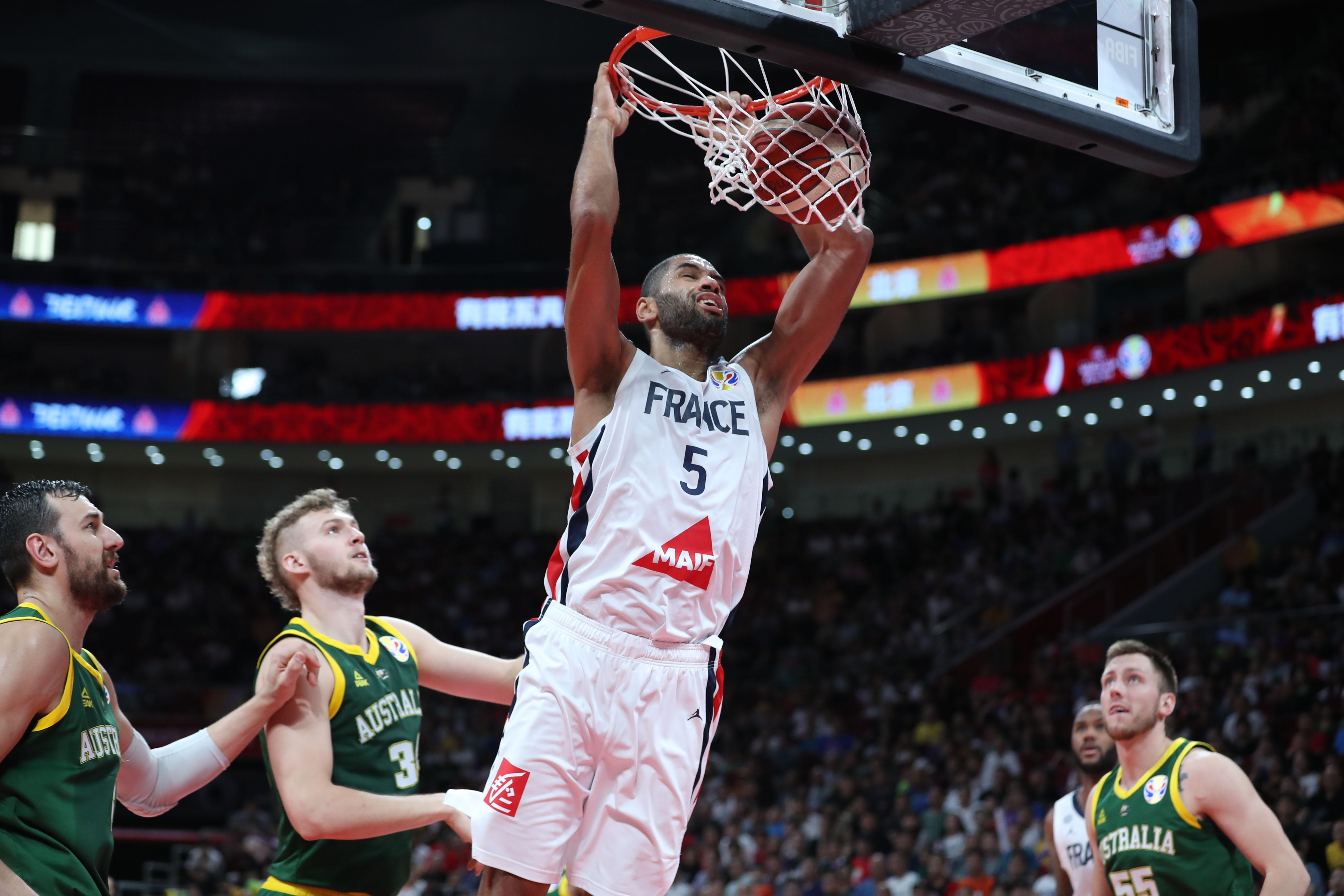 Basket - Equipe de France - Coupe du monde : Le résumé d'Australie-France, le match du bronze pour les Bleus
