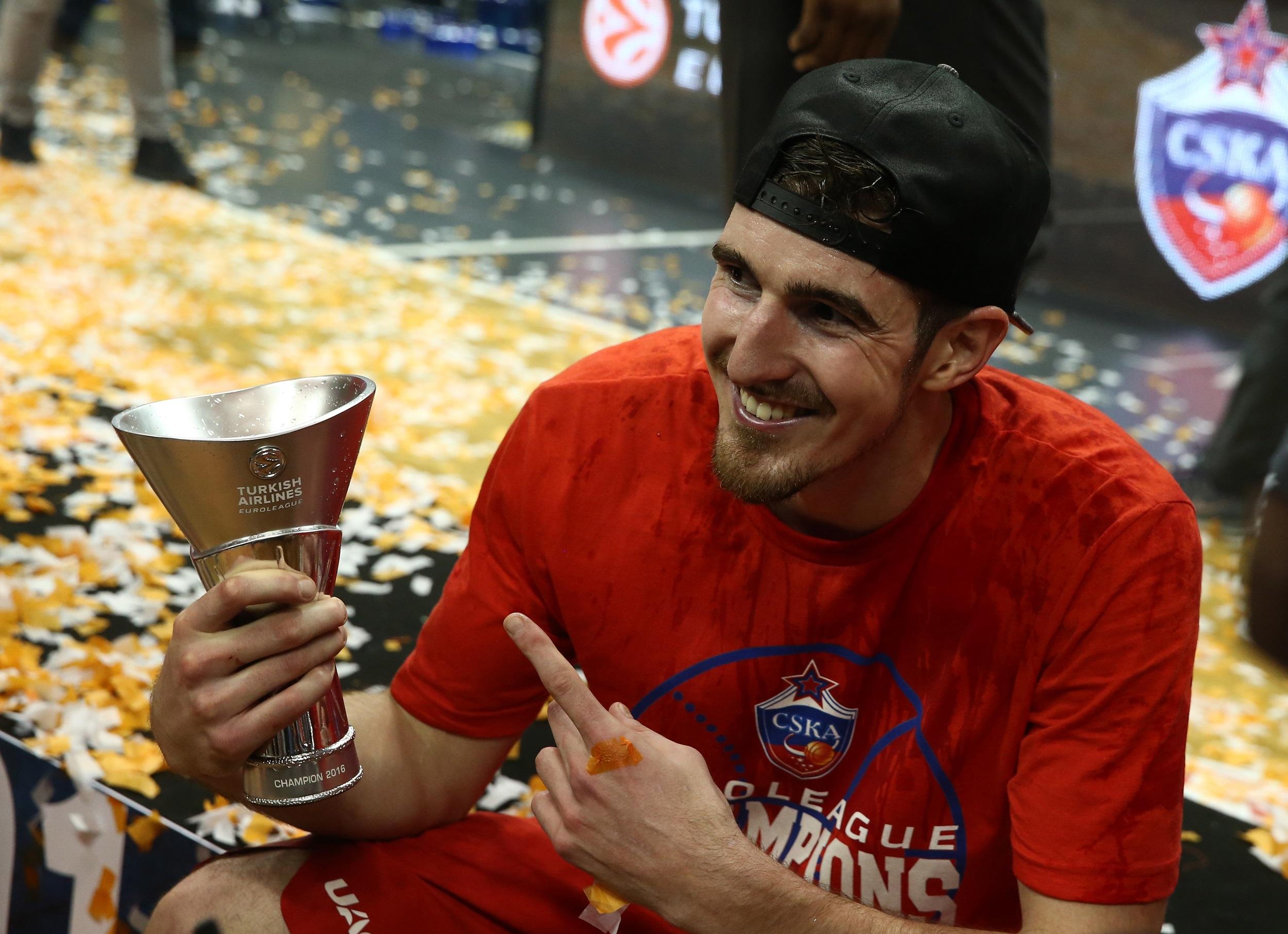 Basket - Euroligue - De Colo : «Le CSKA pourrait sûrement accrocher les play-offs en NBA»