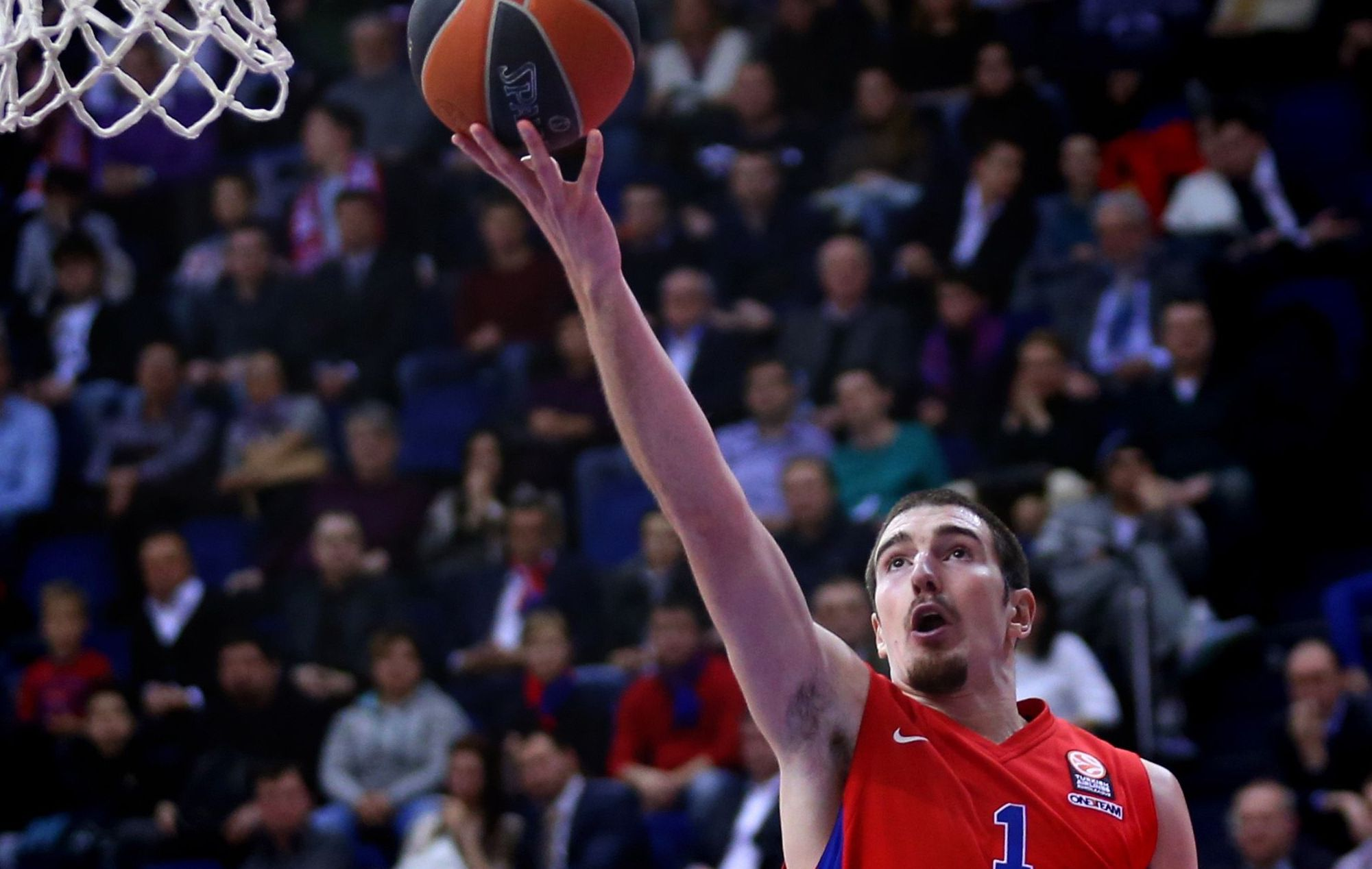 Basket - Euroligue - De Colo, un peu plus pr�s des �toiles
