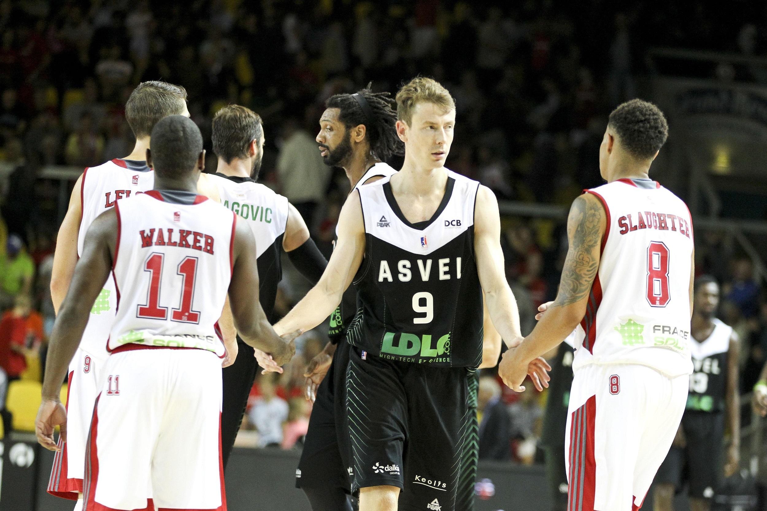 Basket - Euroligue - L'Asvel, Strasbourg, Monaco et Le Mans à l'assaut de leur Europe