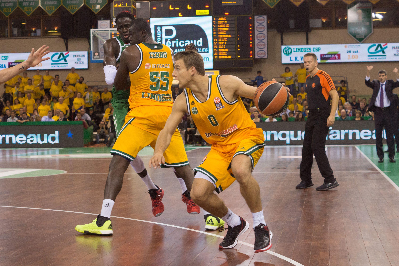 Basket - Euroligue - Limoges craque contre l?Olympiakos