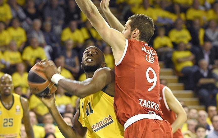 Basket - Euroligue - Mission accomplie pour Limoges